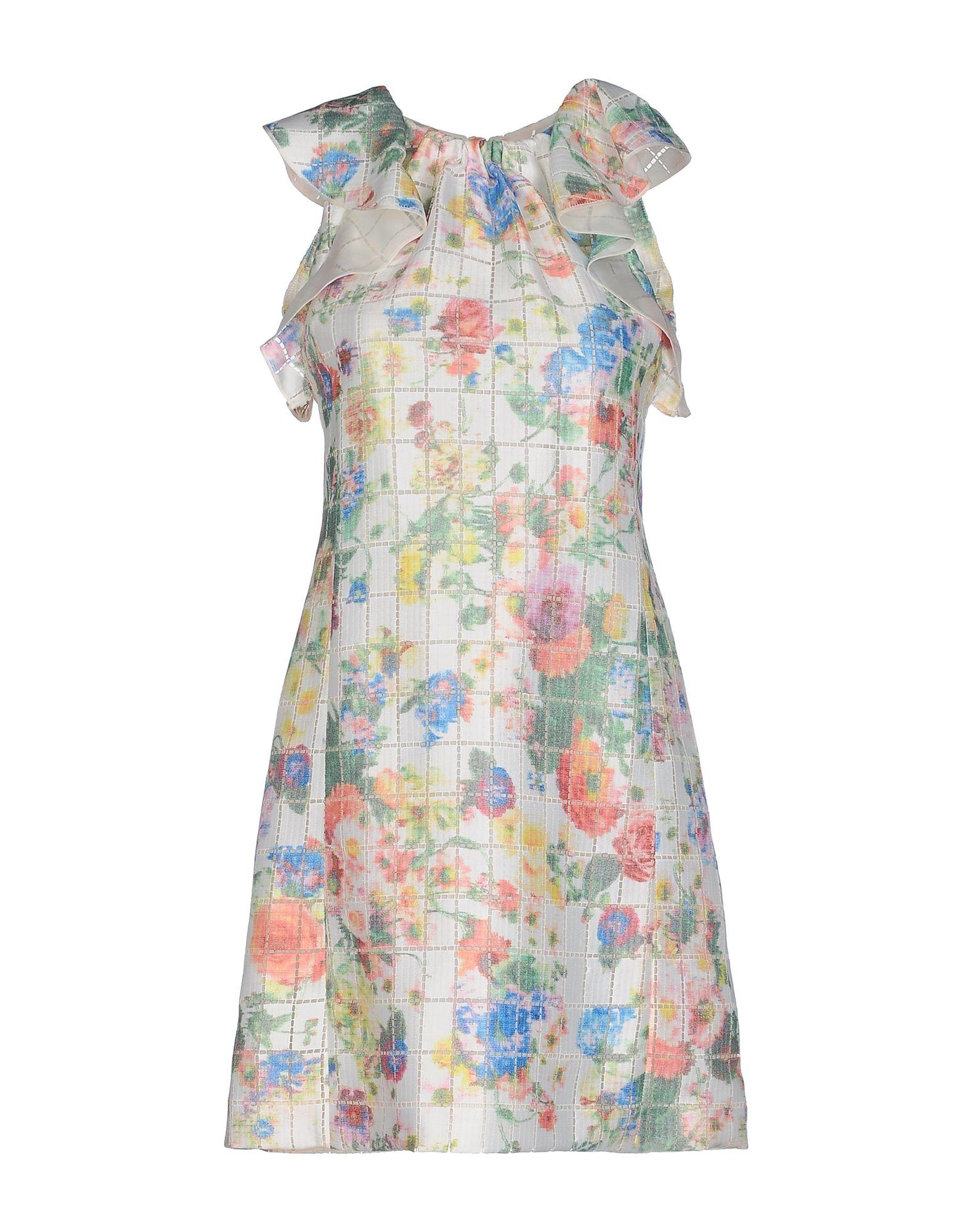 GIAMBATTISTA VALLI Короткое платье недорго, оригинальная цена