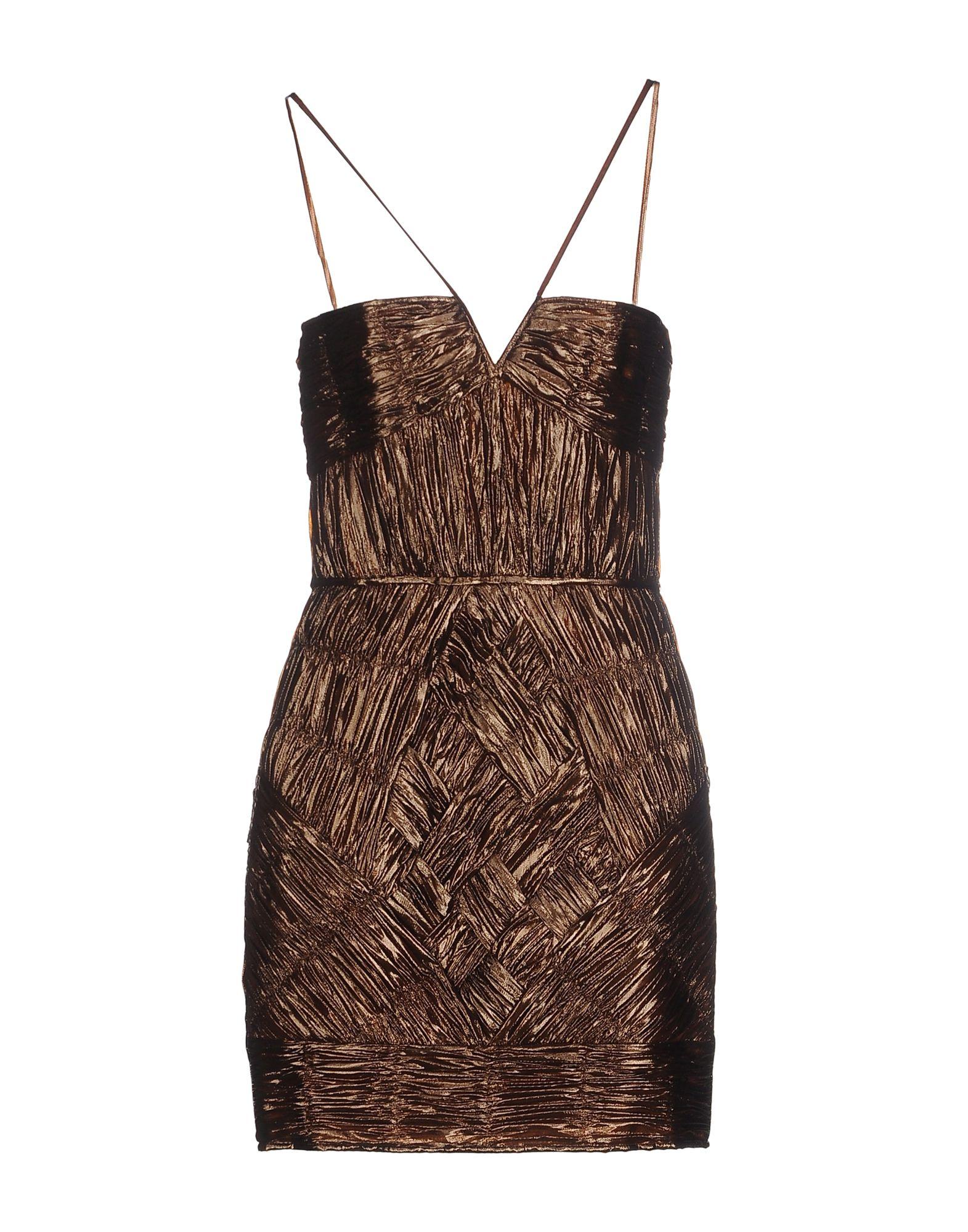 DSQUARED2 Короткое платье lisa corti короткое платье