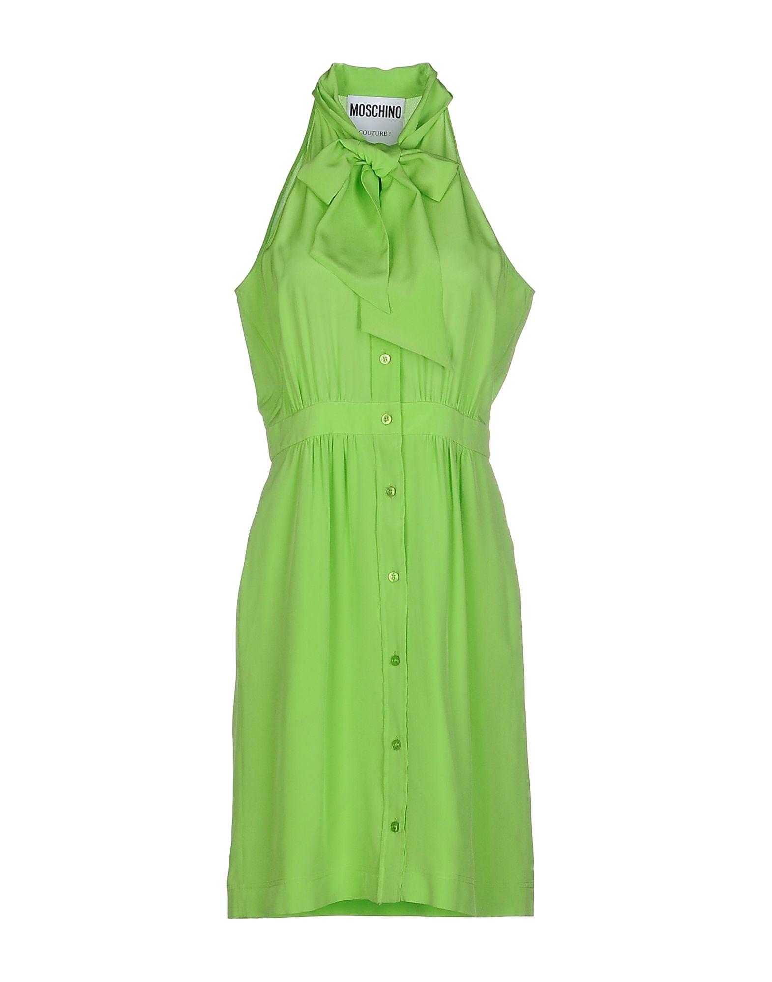 MOSCHINO COUTURE Короткое платье moschino короткое платье