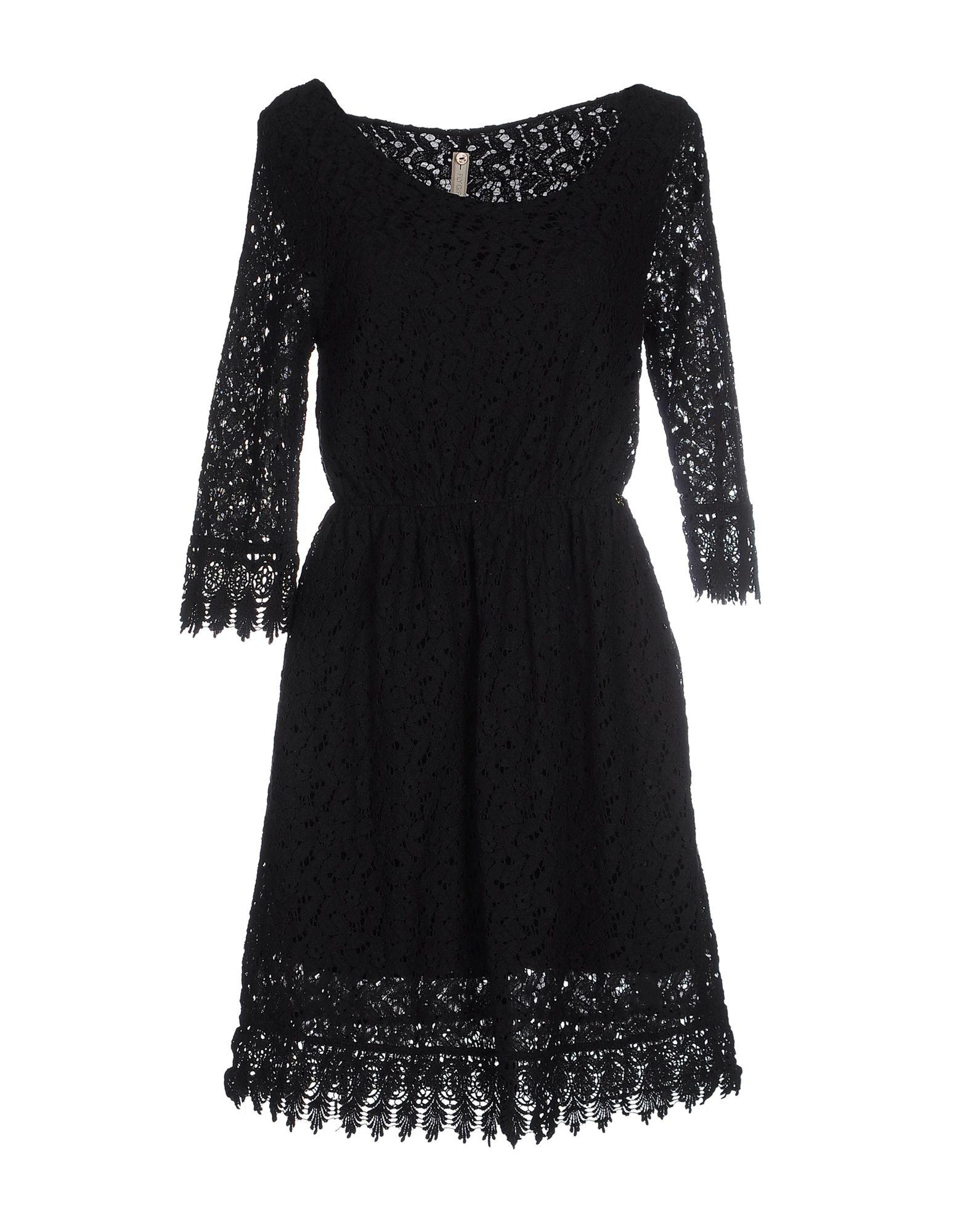 Fly Girl Short Dresses