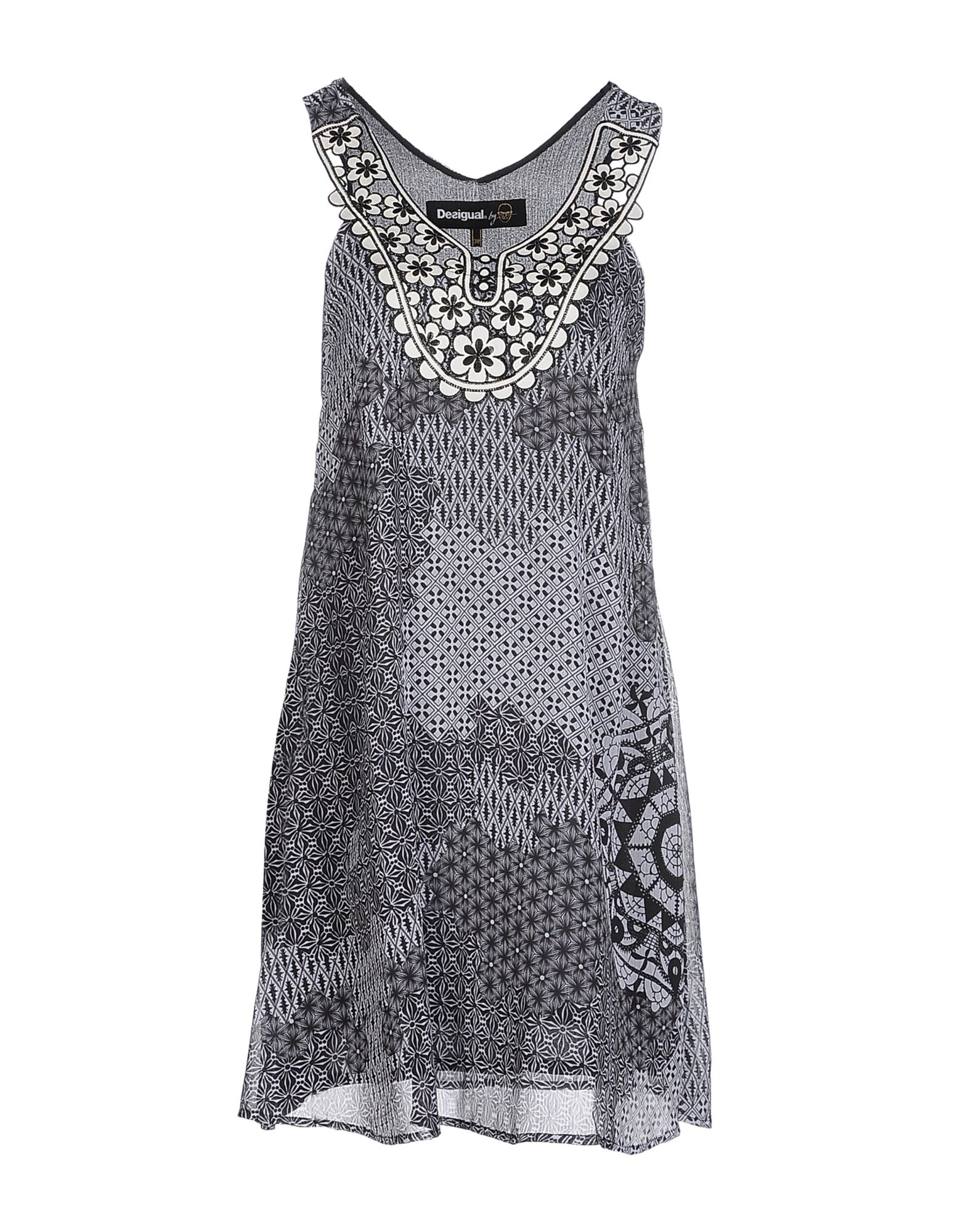DESIGUAL by L Короткое платье платье desigual desigual de002ewoqr00