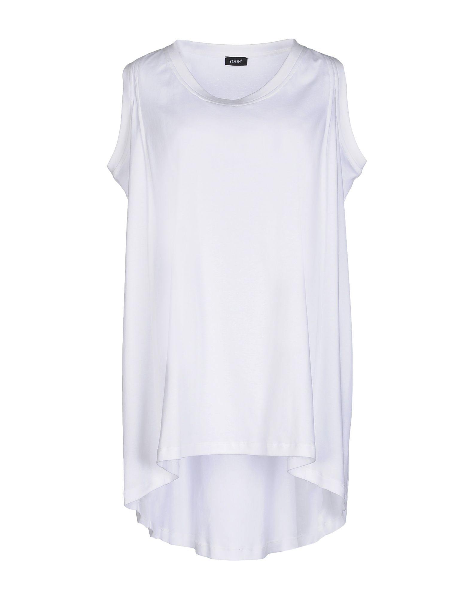 YOON Короткое платье yoon короткое платье
