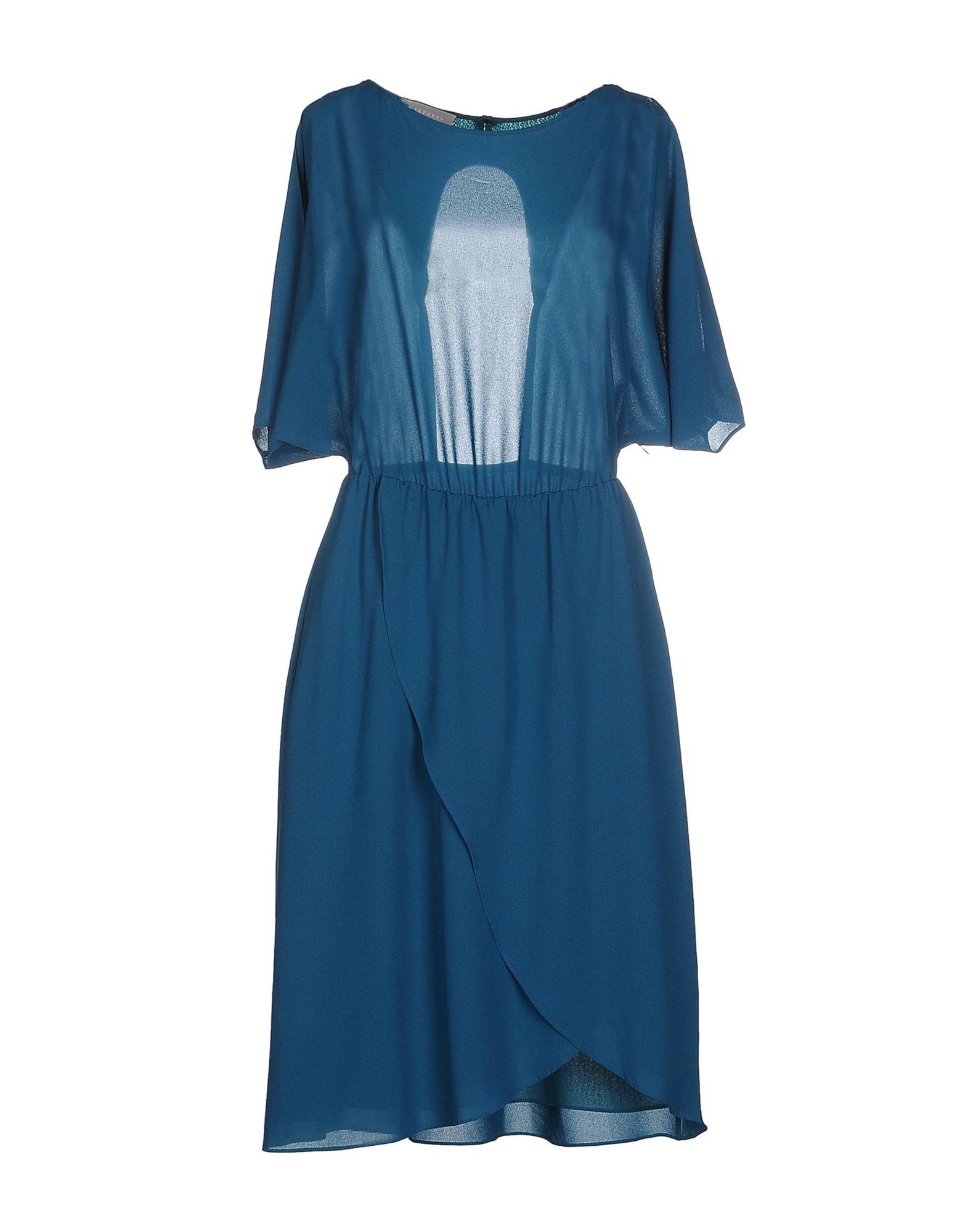 цены на STEFANEL Платье до колена в интернет-магазинах