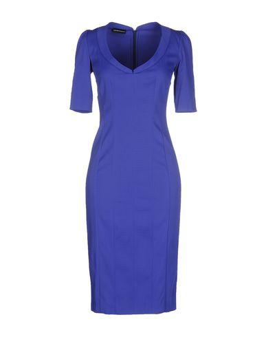 Платье до колена EMPORIO ARMANI 34616840OA