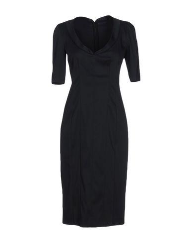 Платье до колена EMPORIO ARMANI 34616840OU