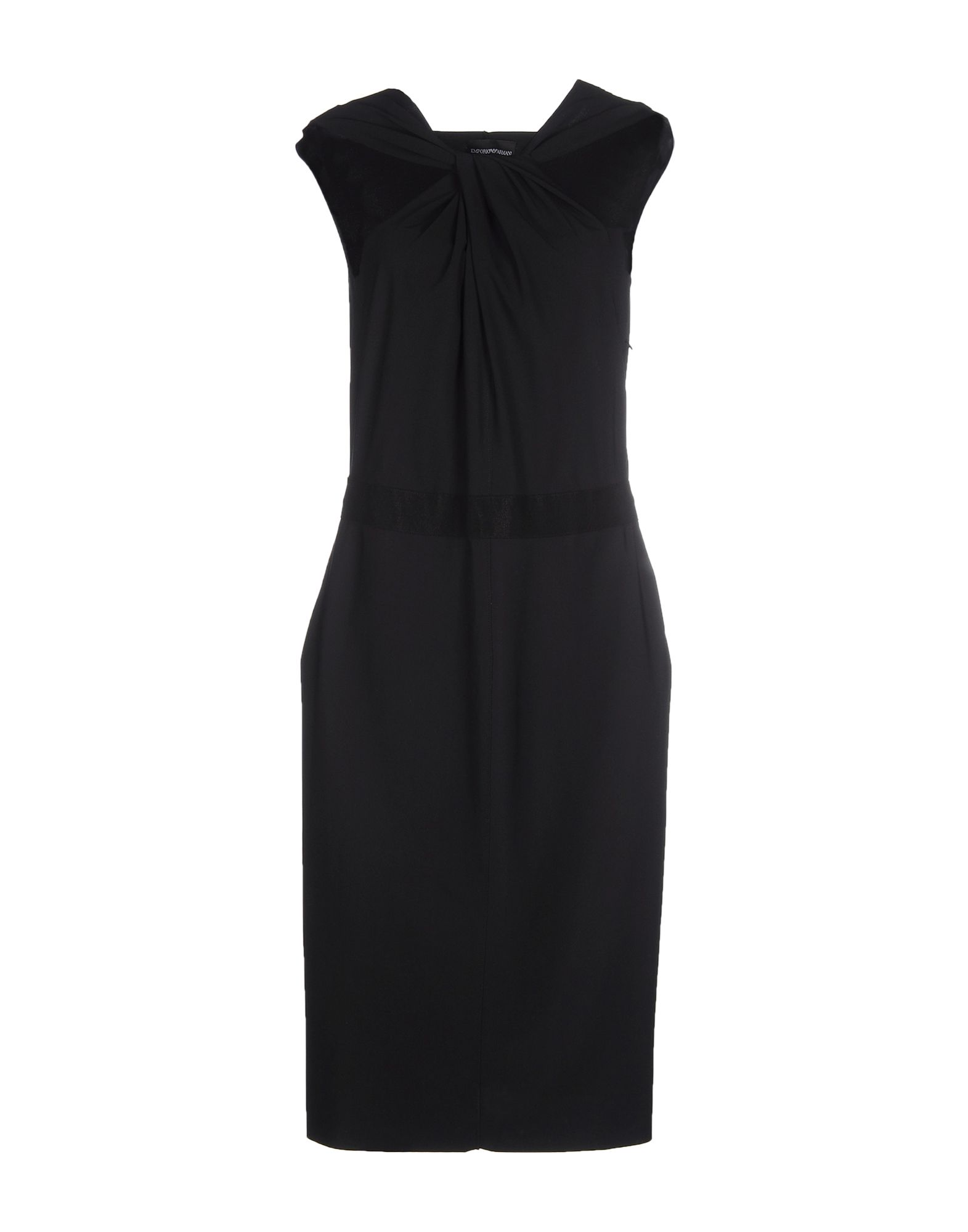 EMPORIO ARMANI Платье длиной 3/4 emporio armani train feel body 3 4 pants