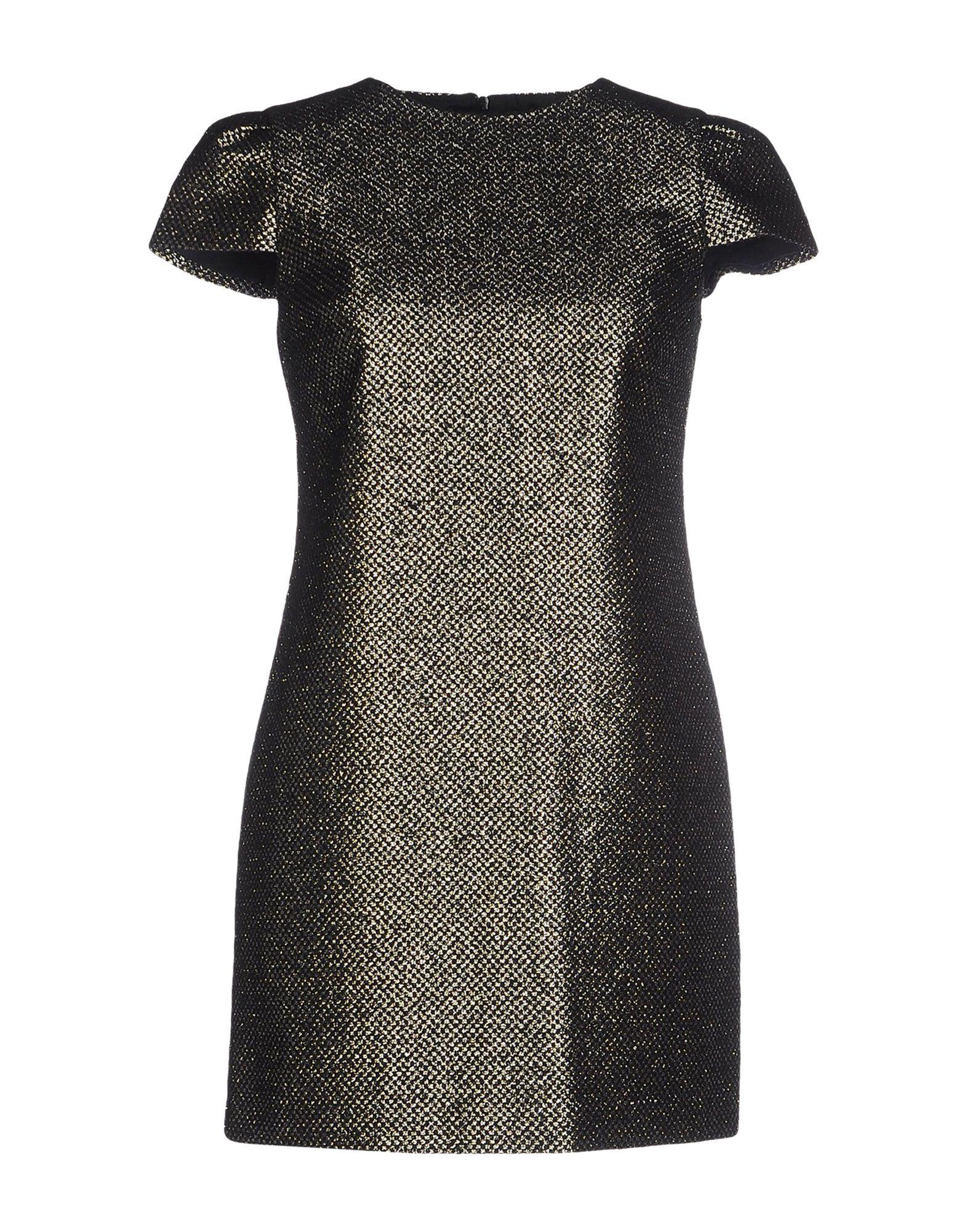 где купить LES PRAIRIES DE PARIS Короткое платье по лучшей цене