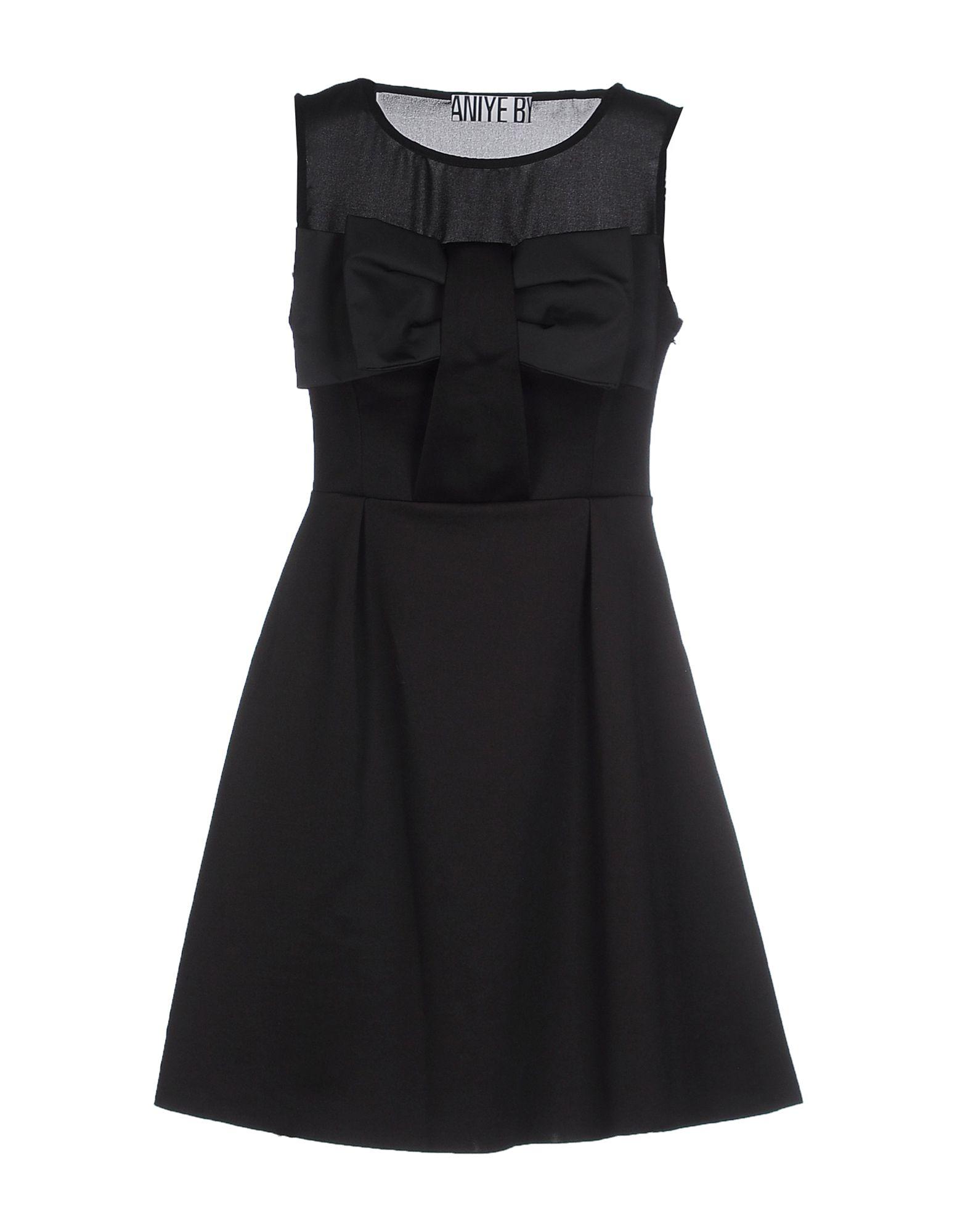 ANIYE BY Короткое платье bella formals by venus короткое платье