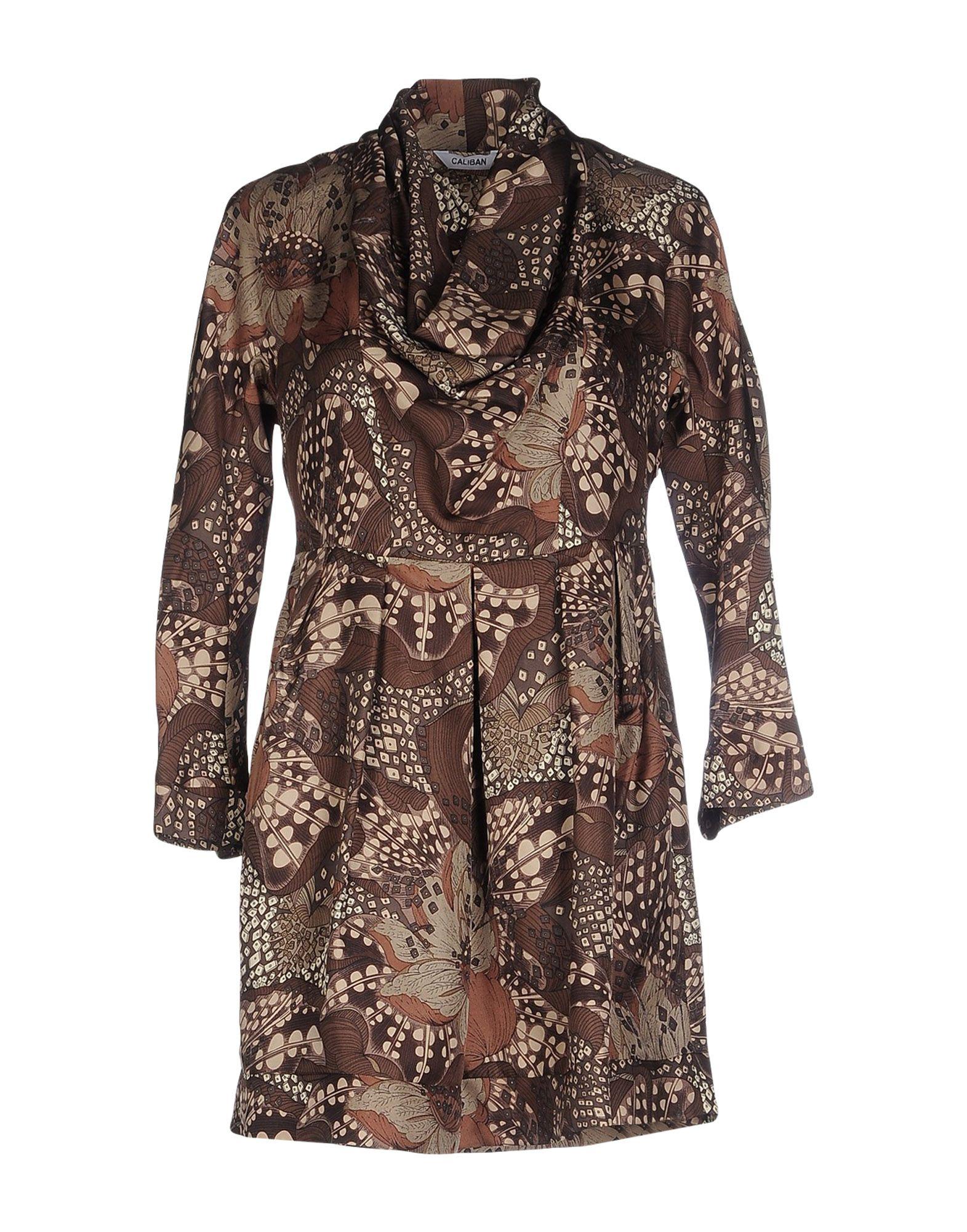 CALIBAN Короткое платье lisa corti короткое платье