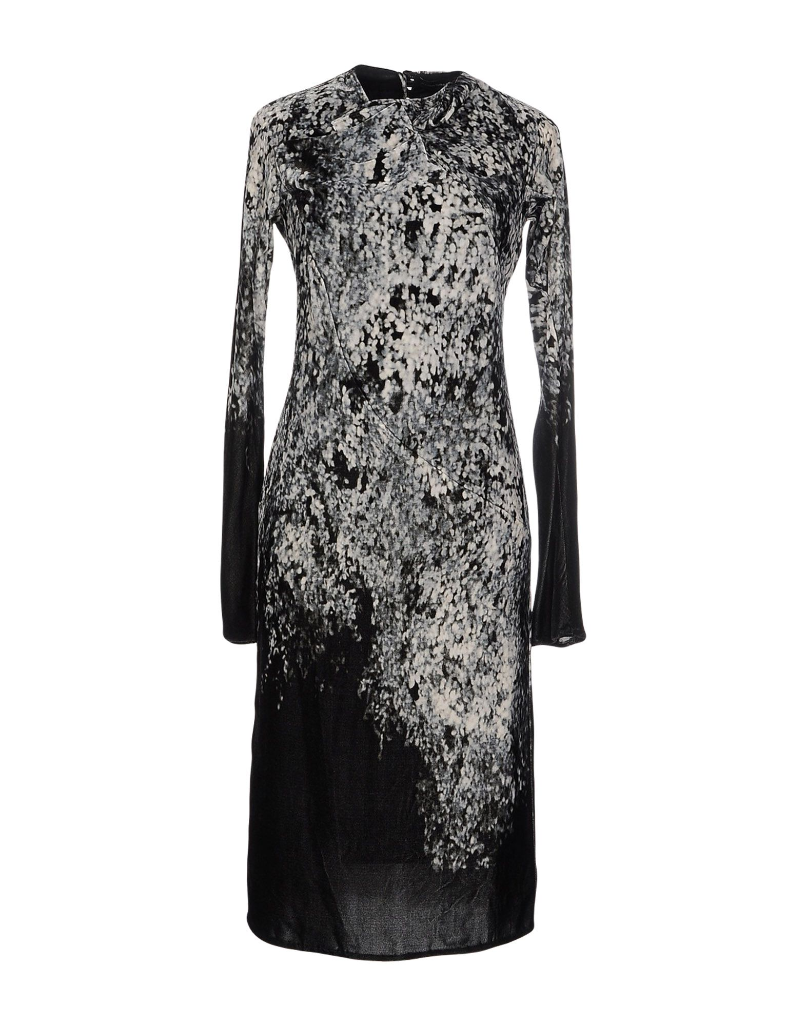 MARIA GRACHVOGEL Knee-Length Dress in Black