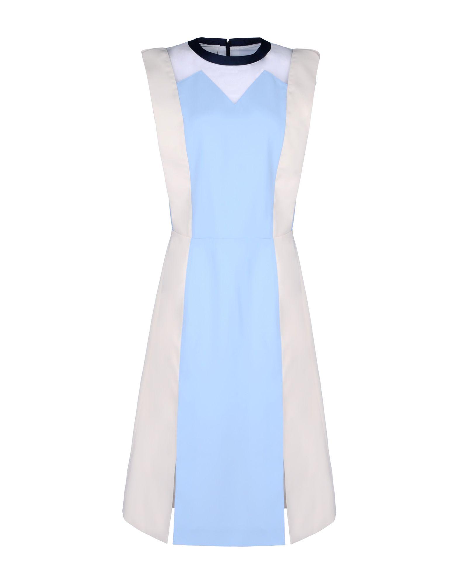цена MOON J Платье до колена онлайн в 2017 году