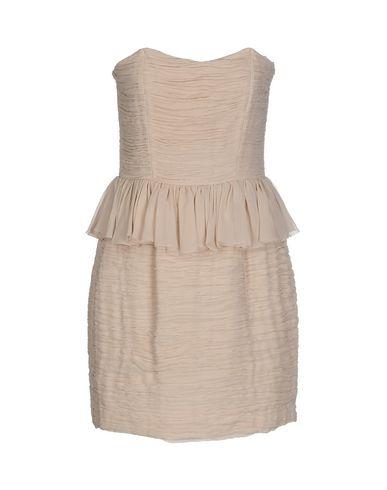 Короткое платье FRANCESCO SCOGNAMIGLIO 34619072KO