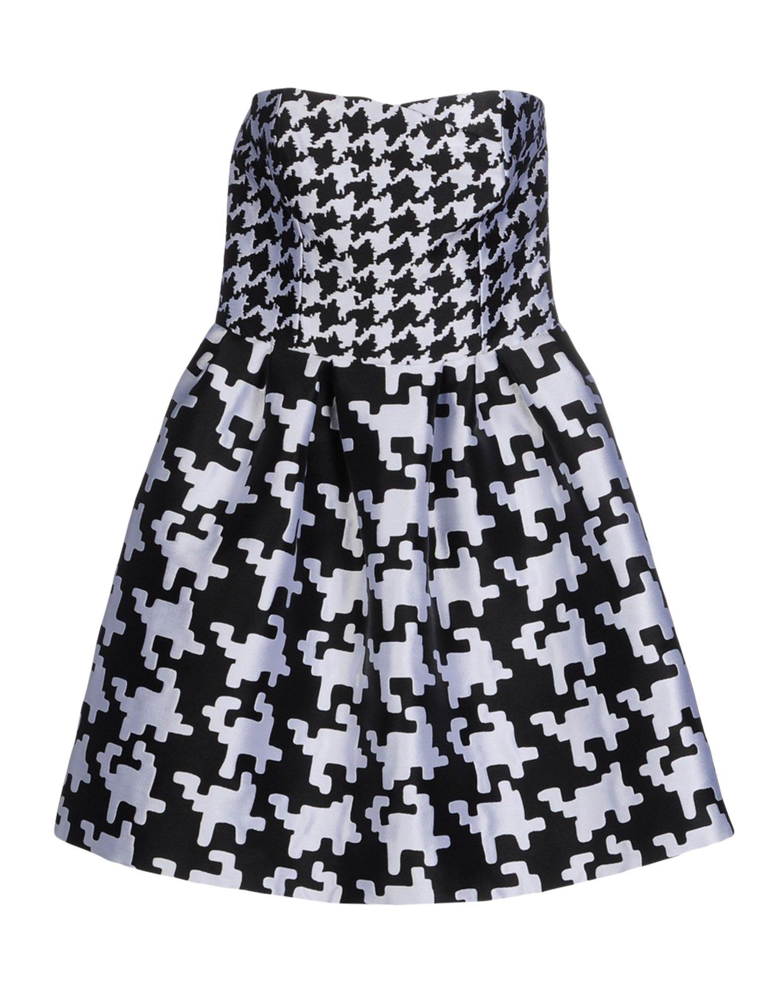 BOUTIQUE MOSCHINO Короткое платье boutique moschino короткое платье