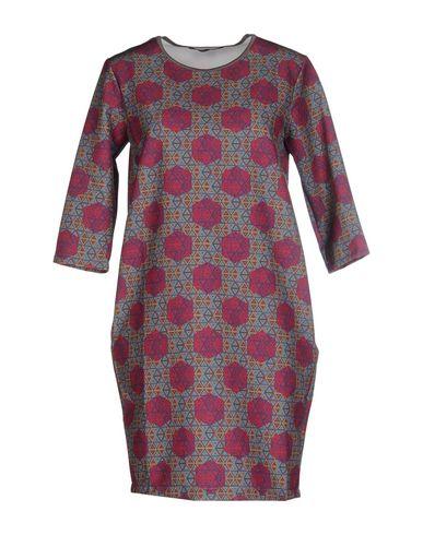 Фото - Женское короткое платье PAS DE QUOI цвета хаки