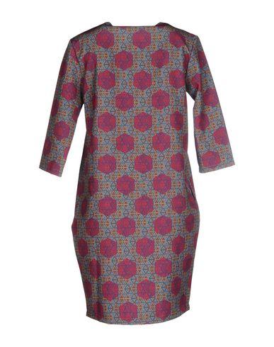 Фото 2 - Женское короткое платье PAS DE QUOI цвета хаки