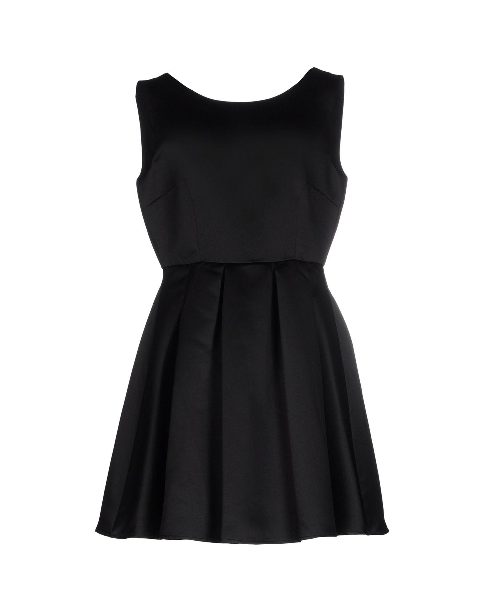 Фото DARLING Короткое платье. Купить с доставкой