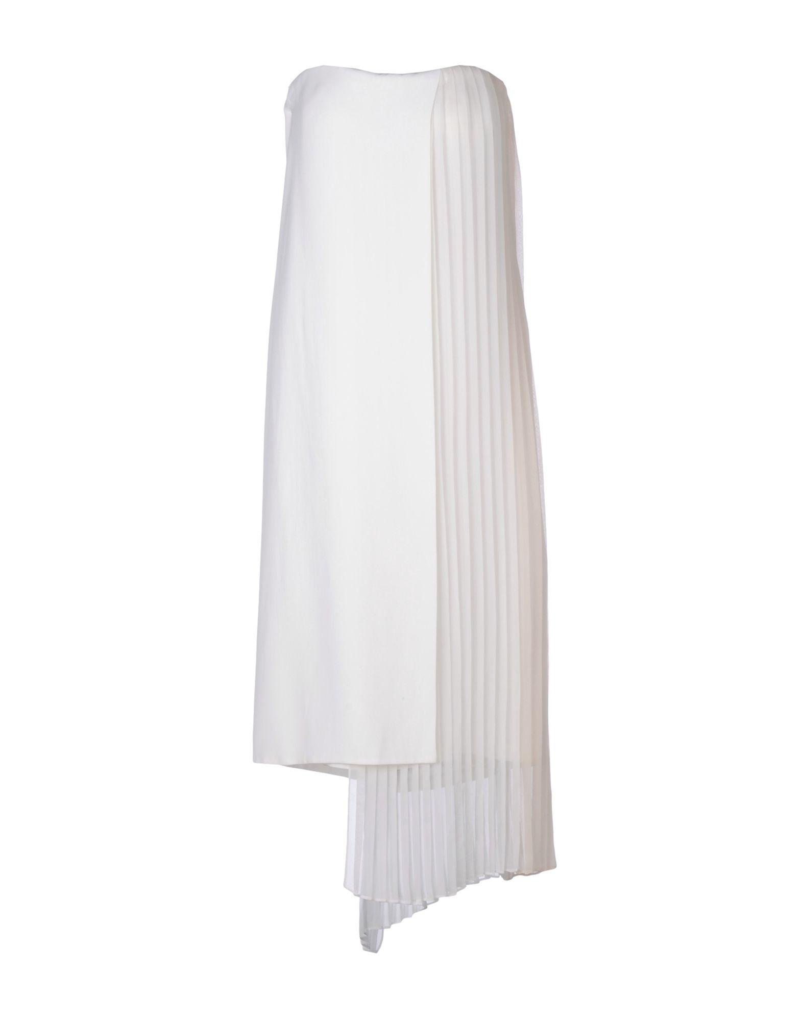 ADAM LIPPES Платье до колена paolo casalini платье до колена