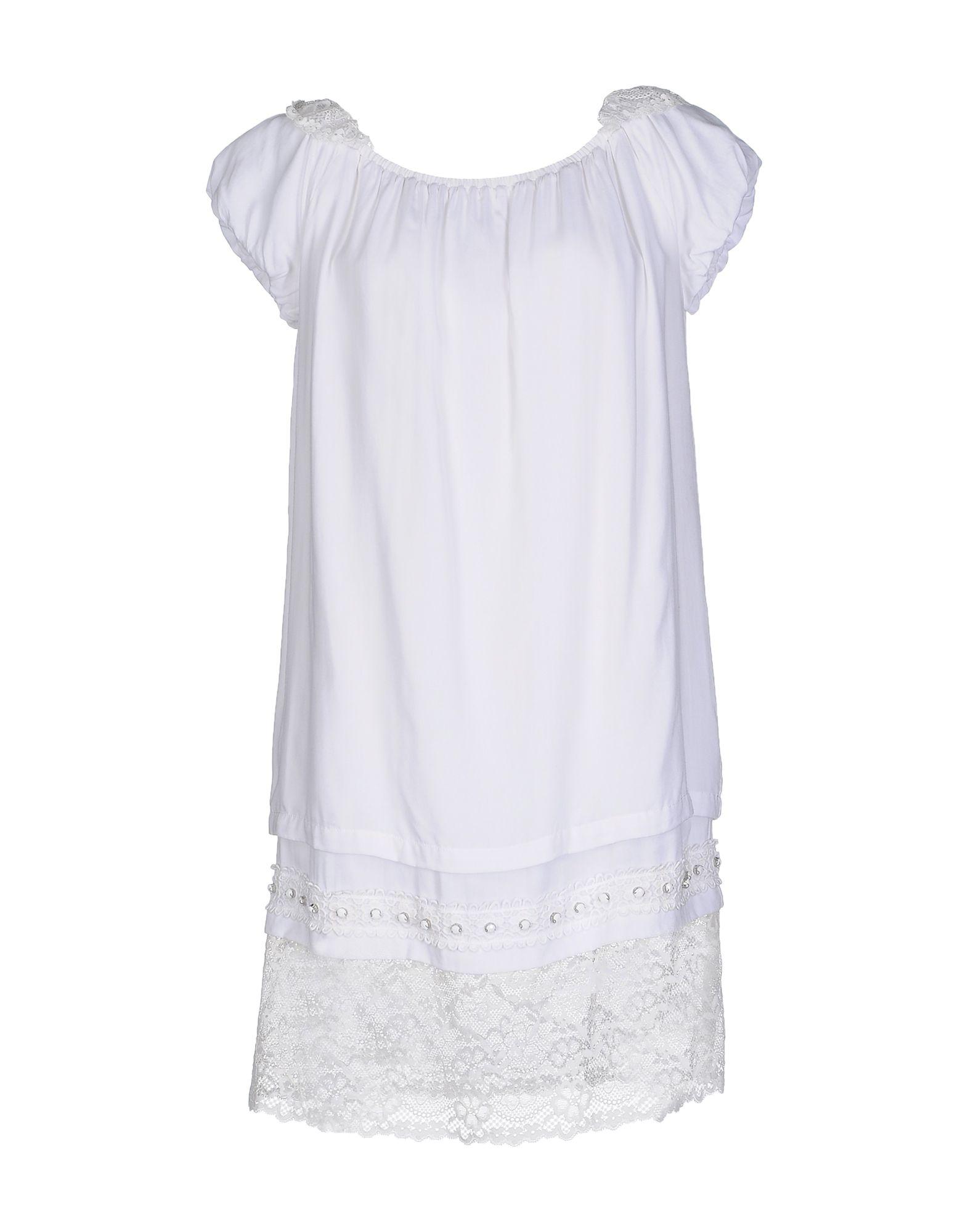 LUCKY LU  Milano Короткое платье эхолот lucky ffw718li