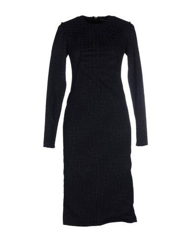 Платье до колена FRANCESCO SCOGNAMIGLIO 34620365HA