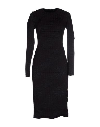 Платье до колена FRANCESCO SCOGNAMIGLIO 34620365SE