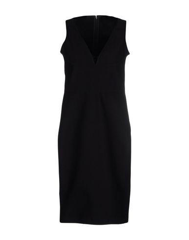 Платье до колена размер 42, 44, 46 цвет черный