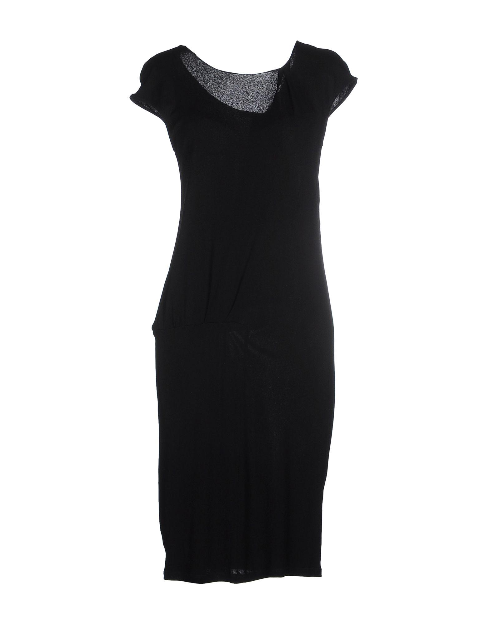 VIONNET Короткое платье vionnet vionnet платье из шелка sf 145254