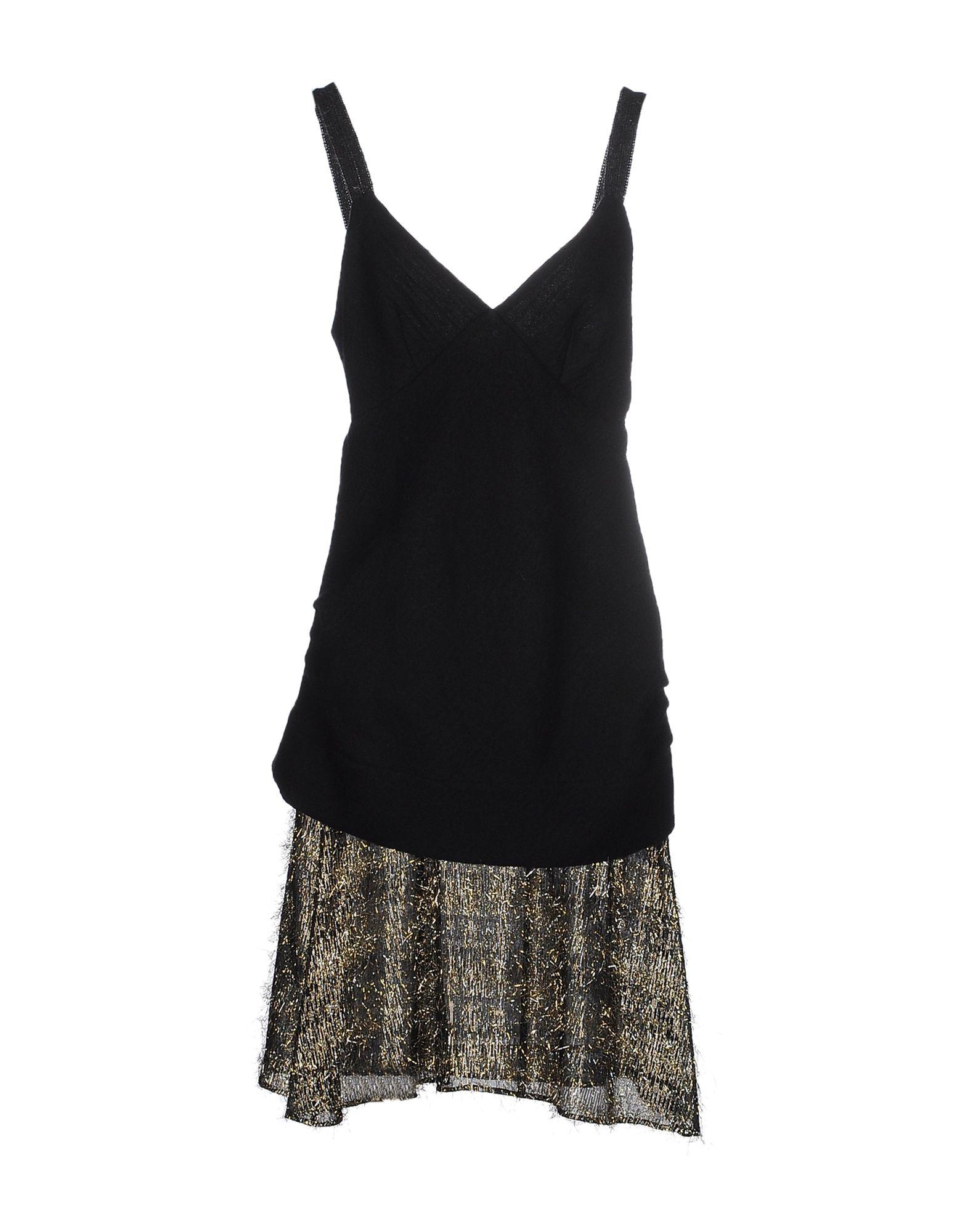 цена  ISA ARFEN Платье до колена  онлайн в 2017 году