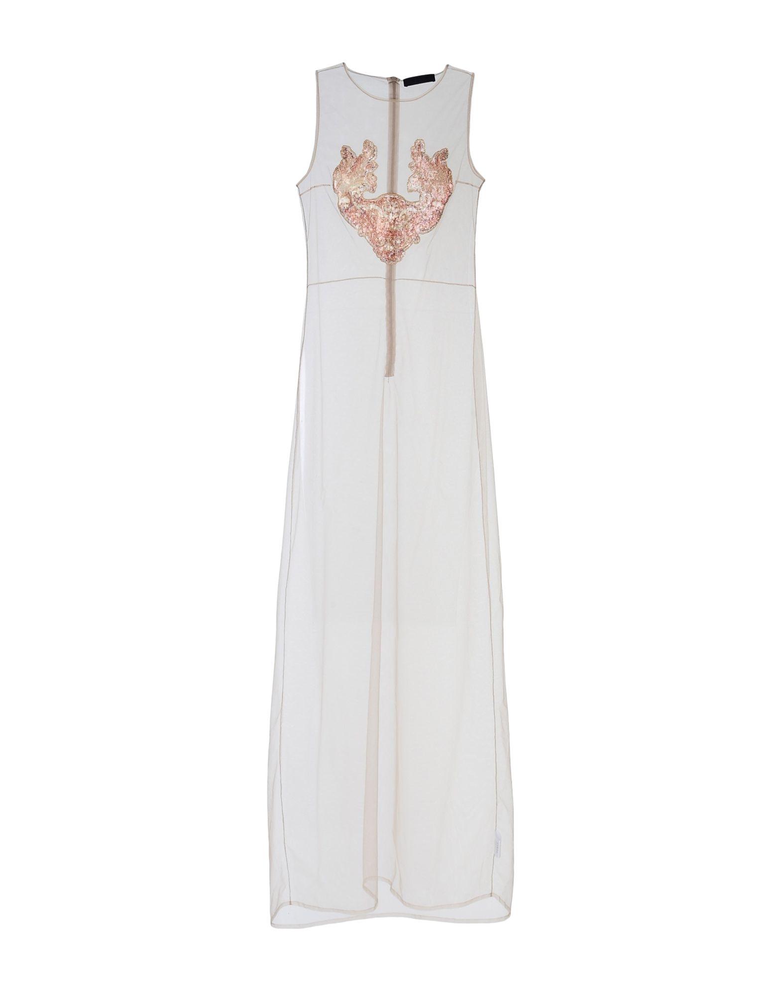 где купить  ANT PITAGORA Длинное платье  по лучшей цене