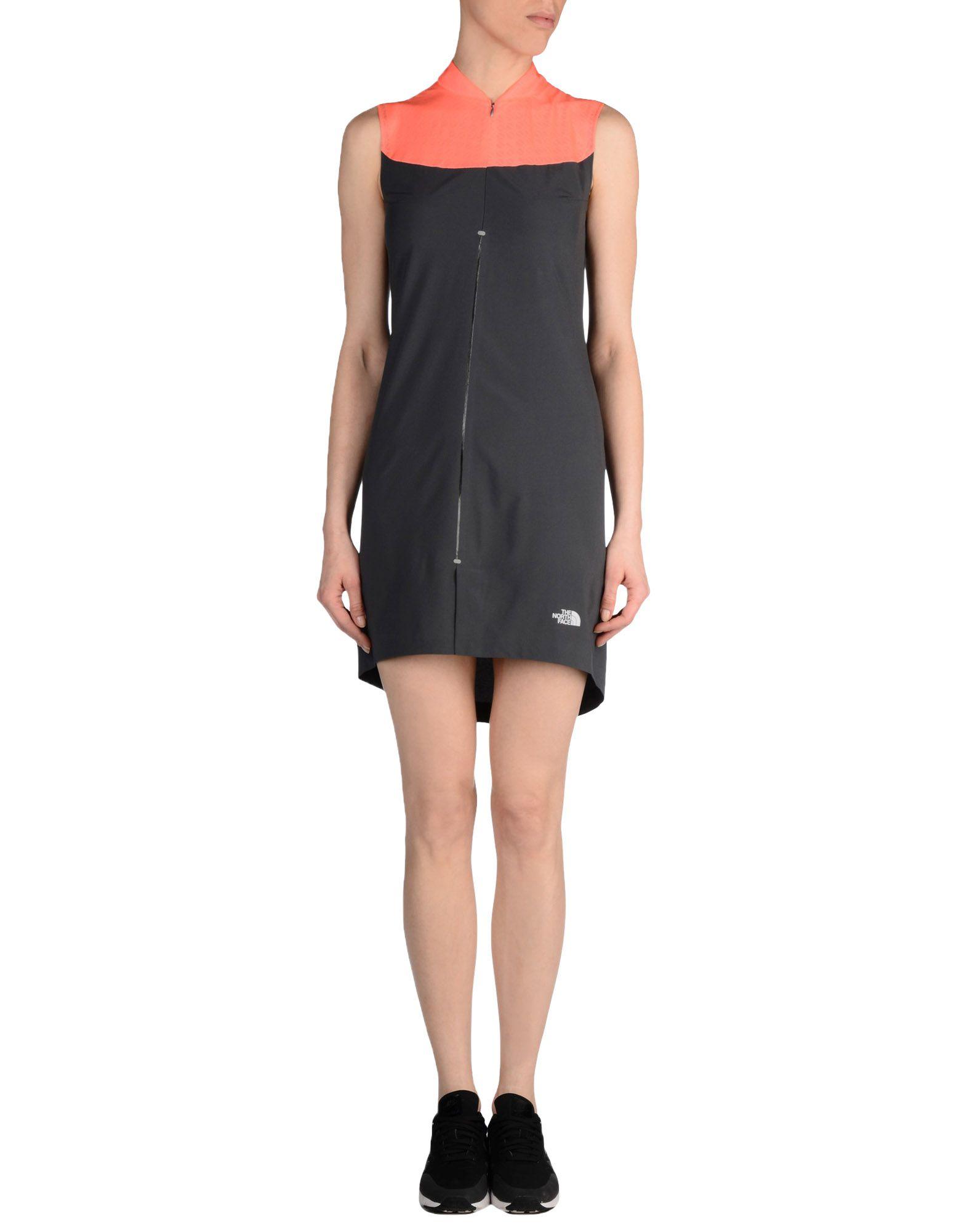 цена THE NORTH FACE Короткое платье онлайн в 2017 году