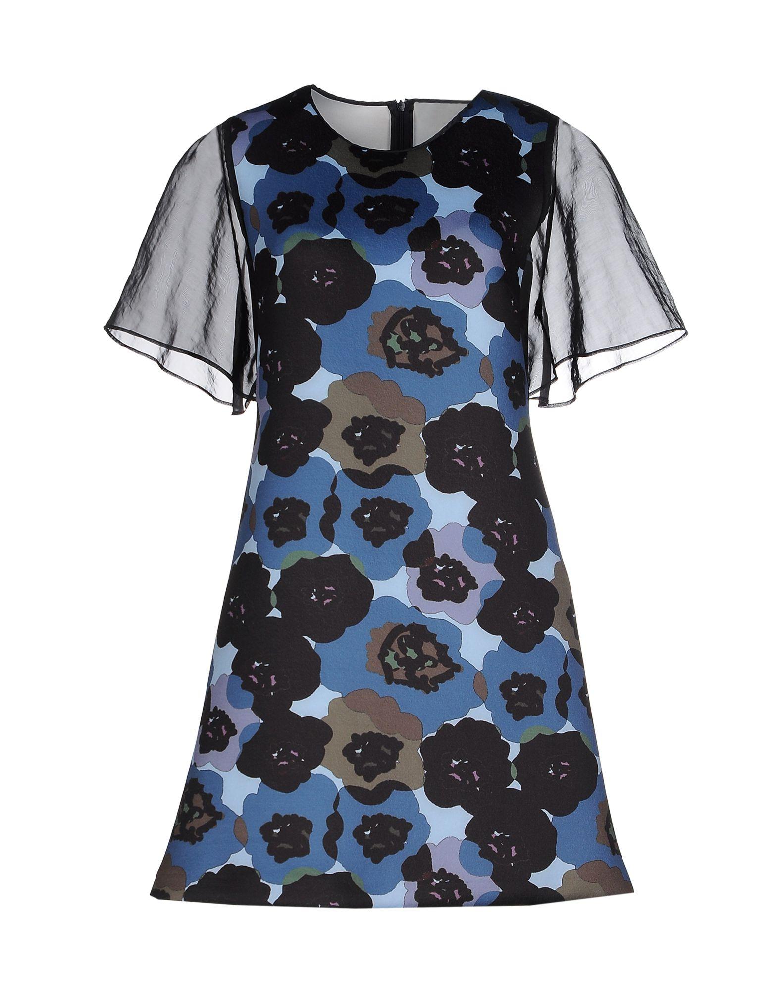 L' AUTRE CHOSE Короткое платье кастрюля taller tr 1083