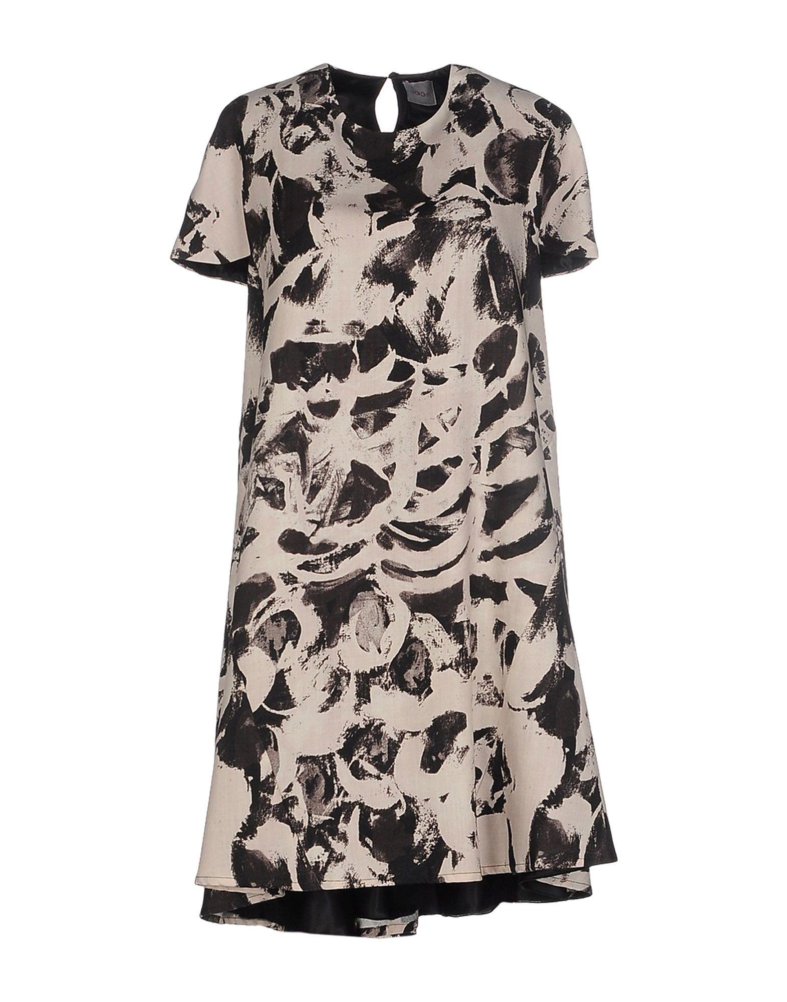 EGGS Короткое платье