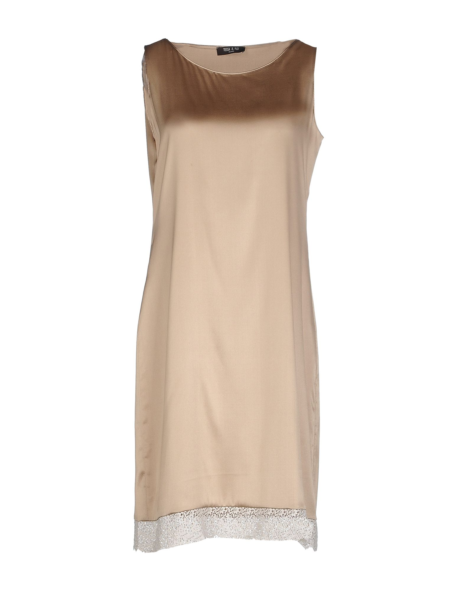 TESSA & FLO Короткое платье