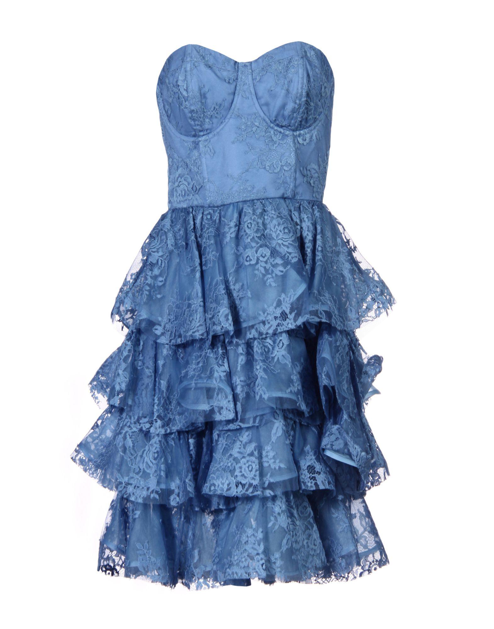 ALICE + OLIVIA Короткое платье freesoul короткое платье