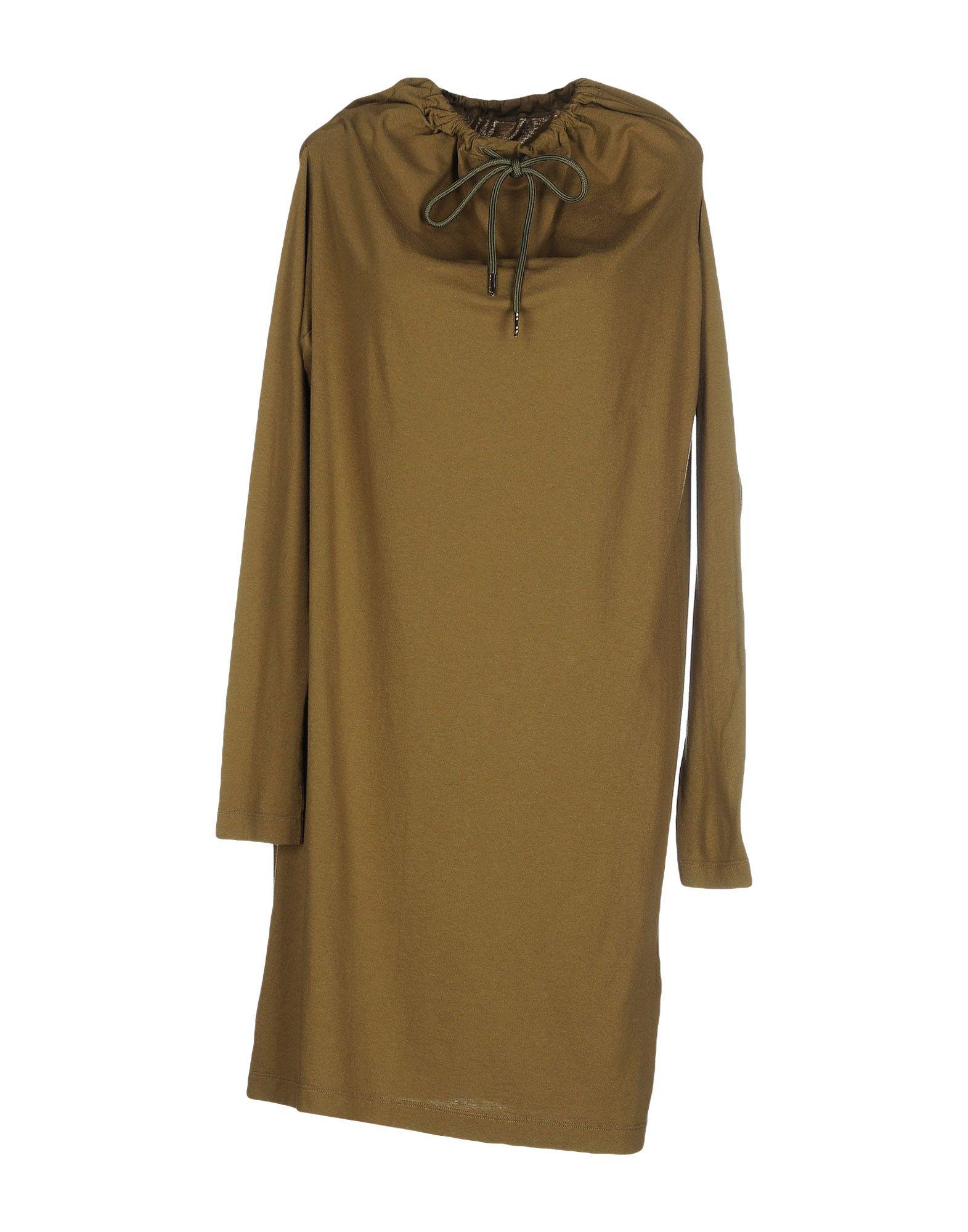 MM6 MAISON MARGIELA Короткое платье mm6 maison margiela перчатки