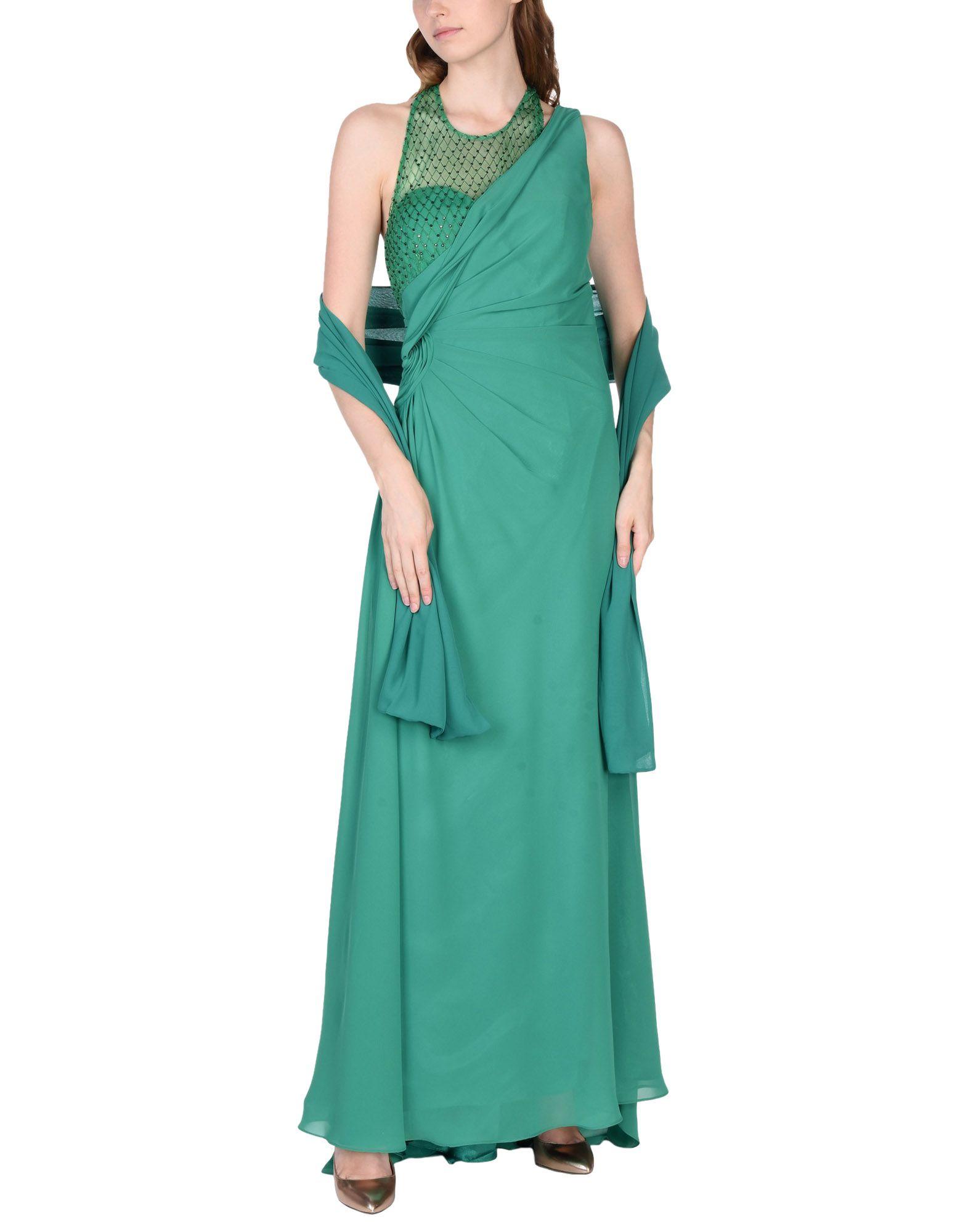 PAOLA BLŪ Длинное платье paola t длинное платье