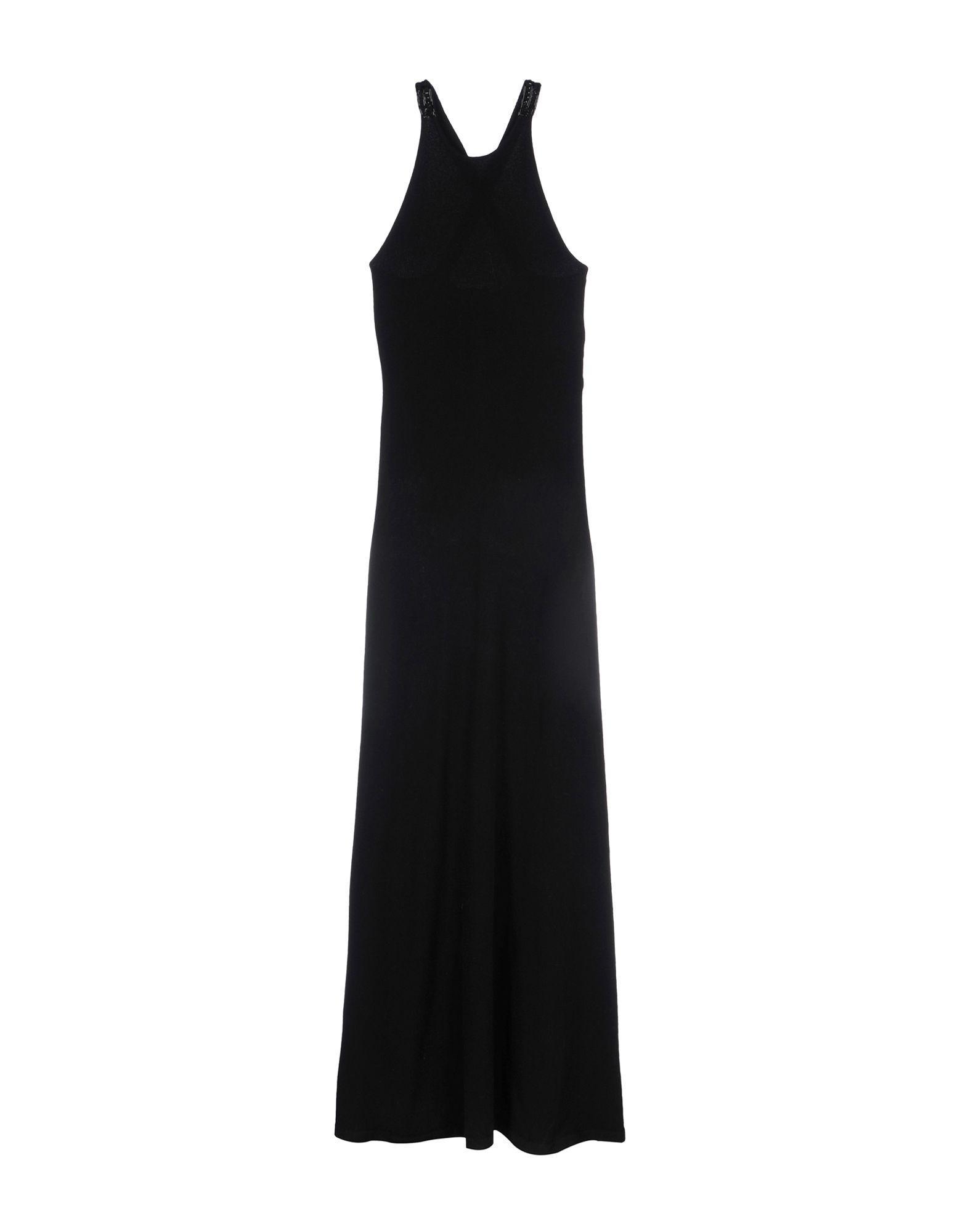 RALPH LAUREN BLACK LABEL Длинное платье ralph lauren black label платье длиной 3 4