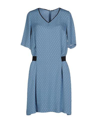 pinko-grey-short-dress