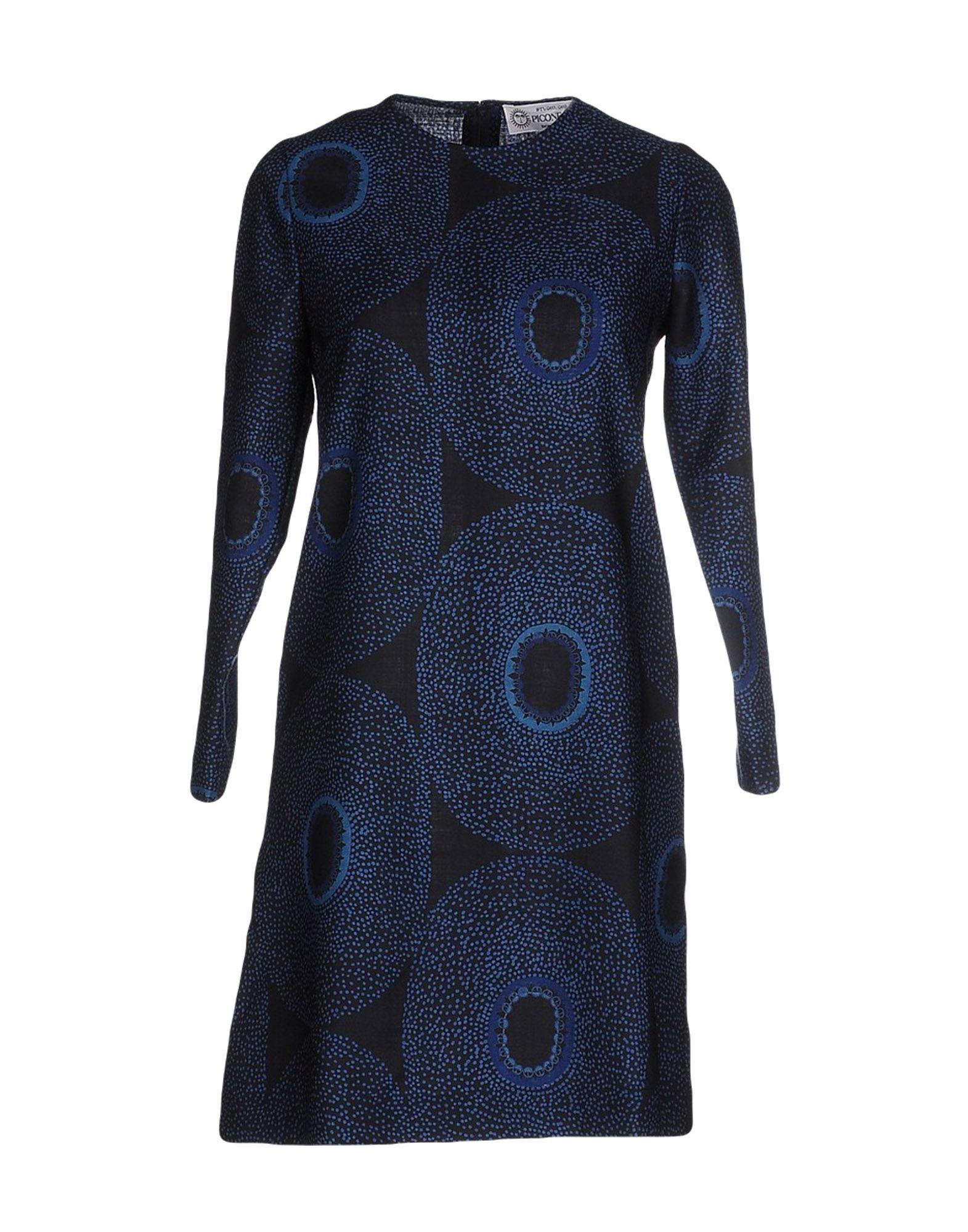 STUDIO PICONE ROMA Короткое платье цена 2017