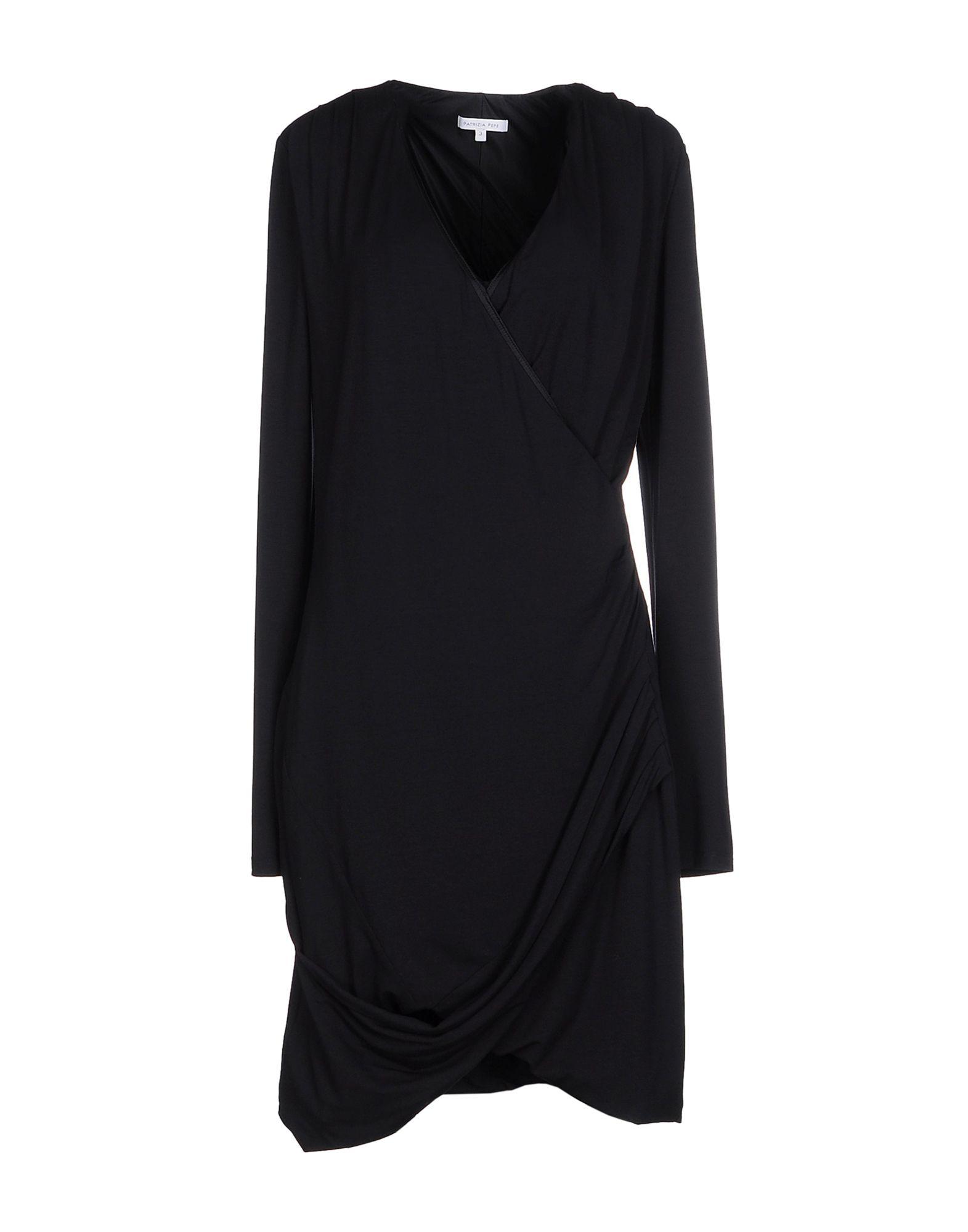 купить PATRIZIA PEPE Короткое платье по цене 7350 рублей