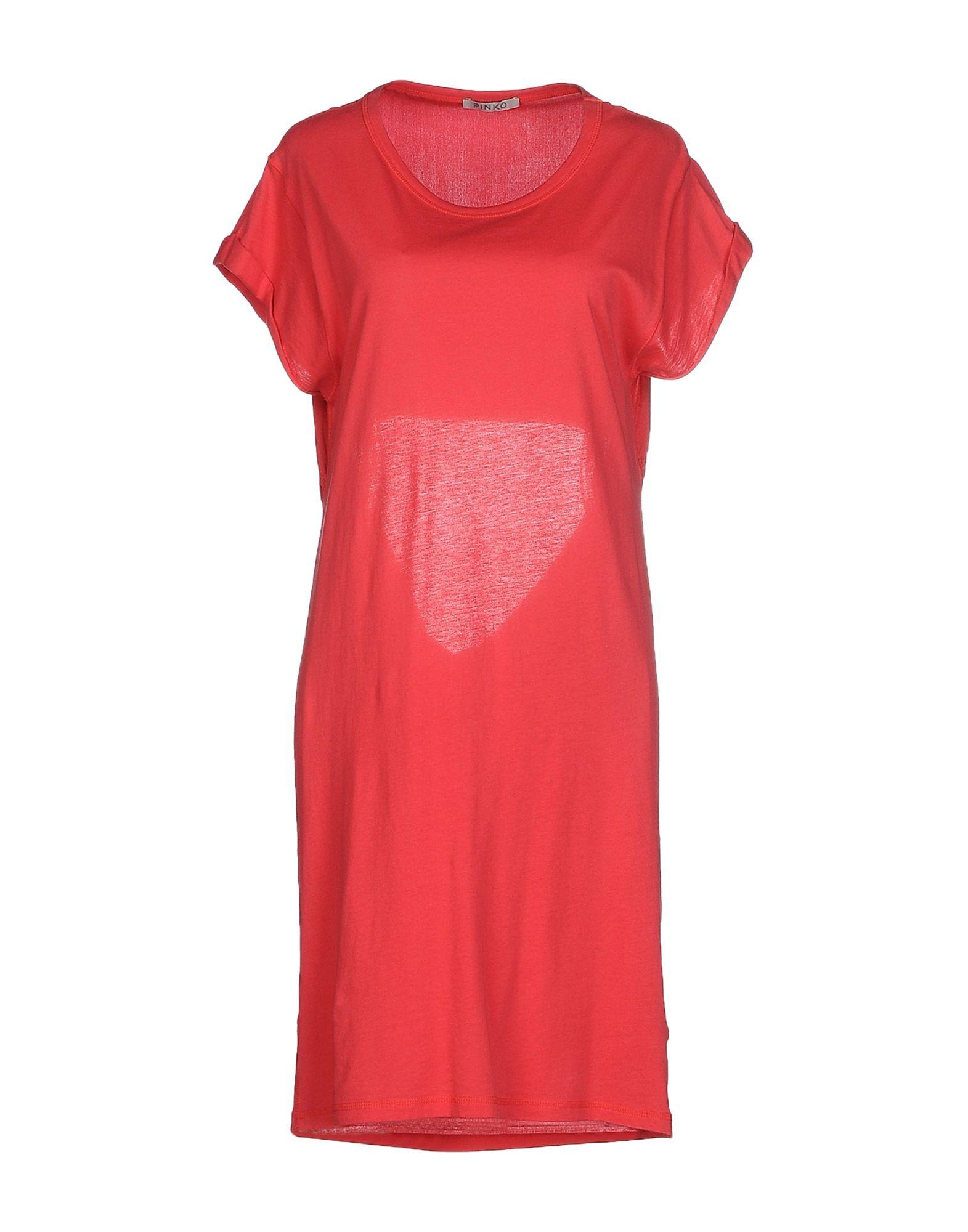 PINKO GREY Короткое платье