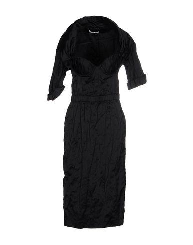 Платье длиной 3/4 PRADA 34628604OD