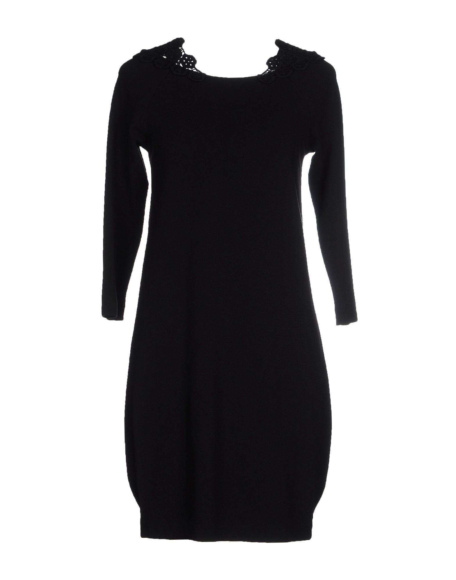 LA FABBRICA del LINO Короткое платье magazzini del sale короткое платье
