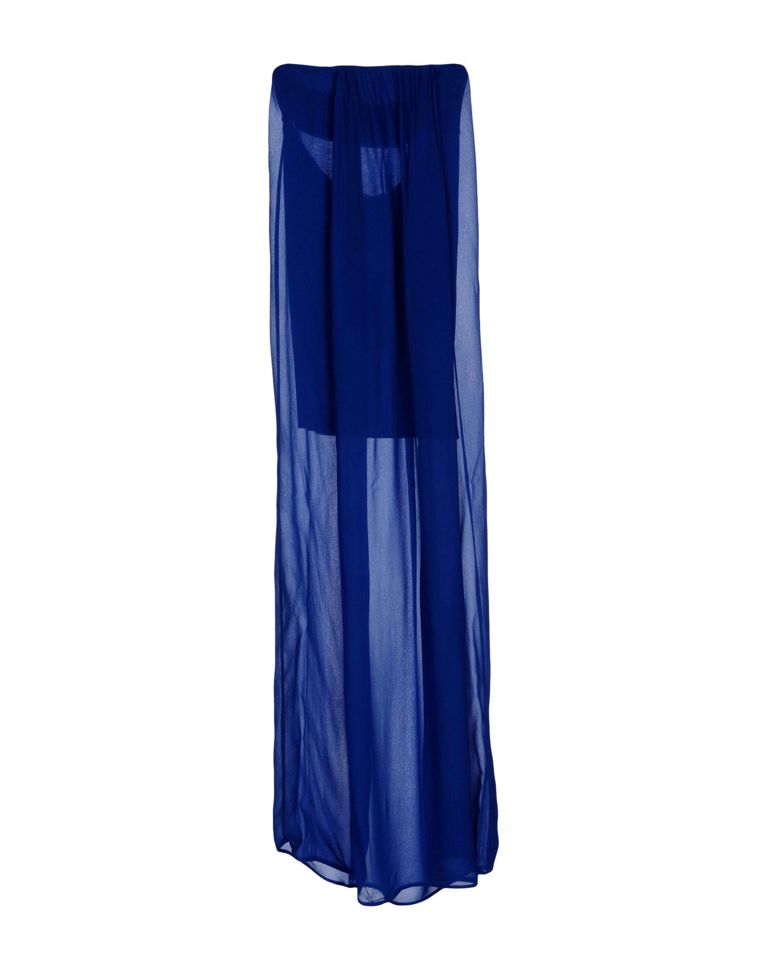 YOUNG FABULOUS & BROKE Длинное платье uniformly fabulous