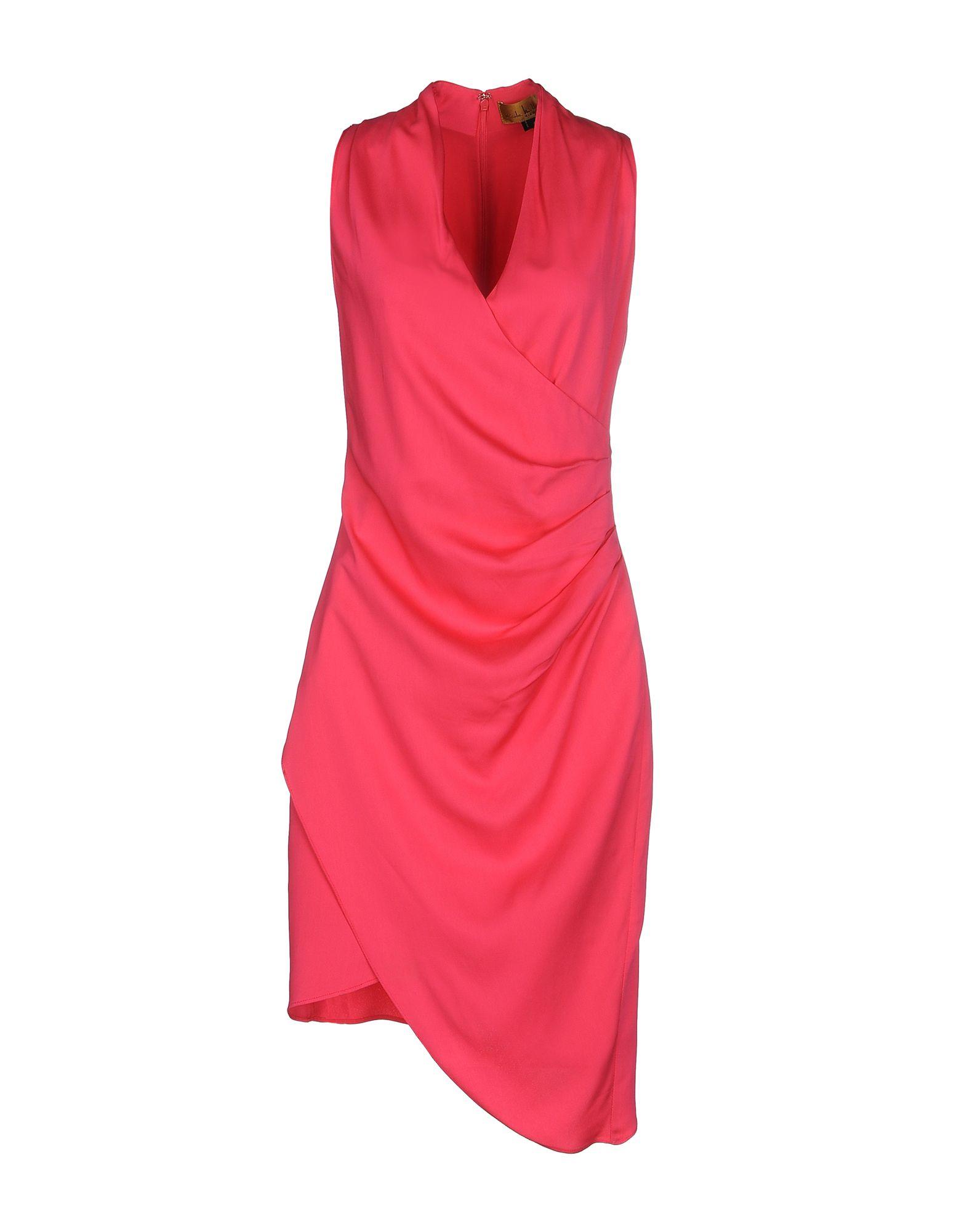NICOLE MILLER Короткое платье форма nicole r0621 3d