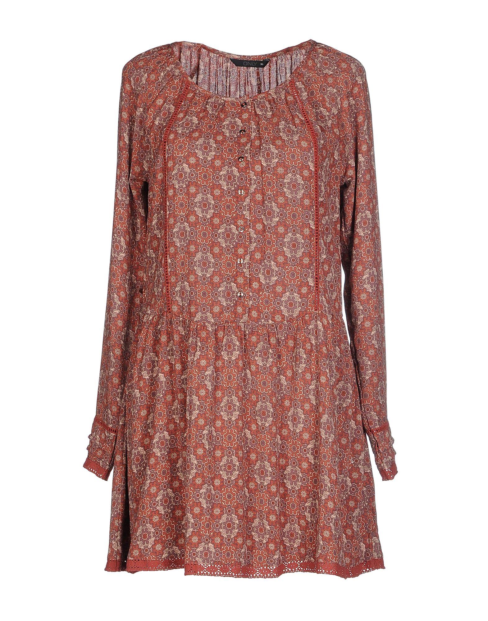 цена ONLY Короткое платье онлайн в 2017 году