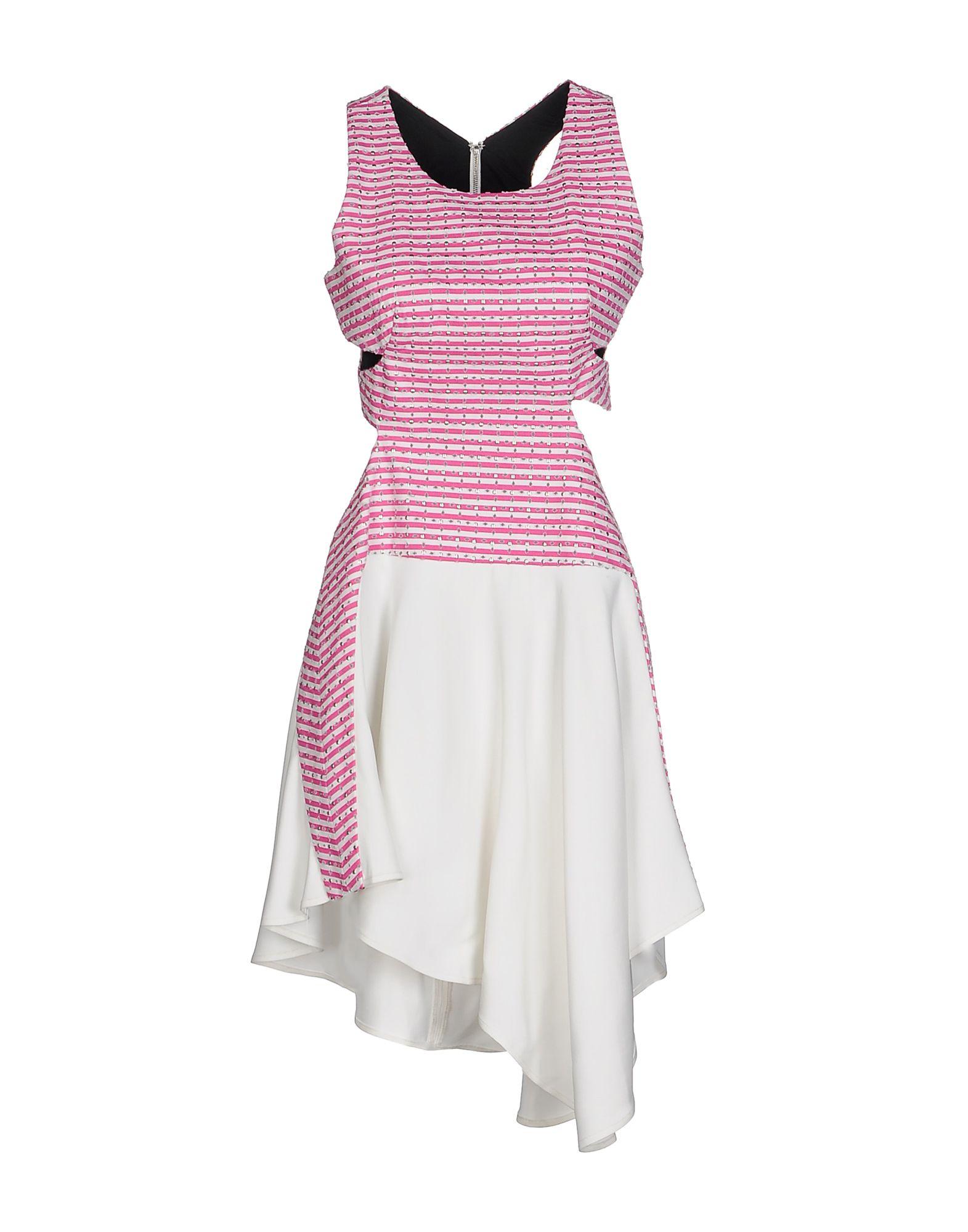 купить JAY AHR Платье до колена дешево