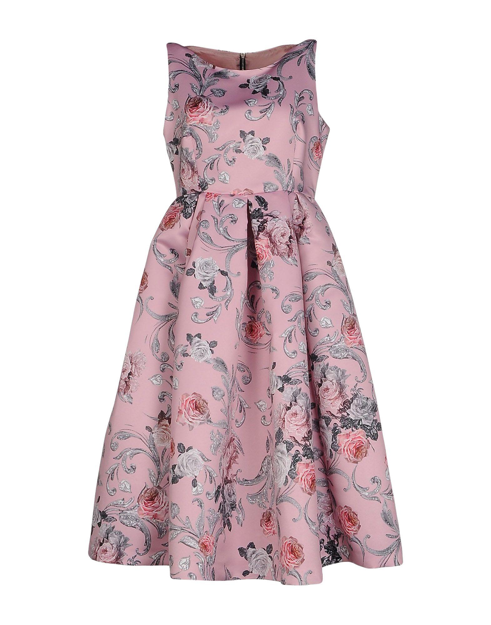 цена NORA BARTH Платье до колена онлайн в 2017 году