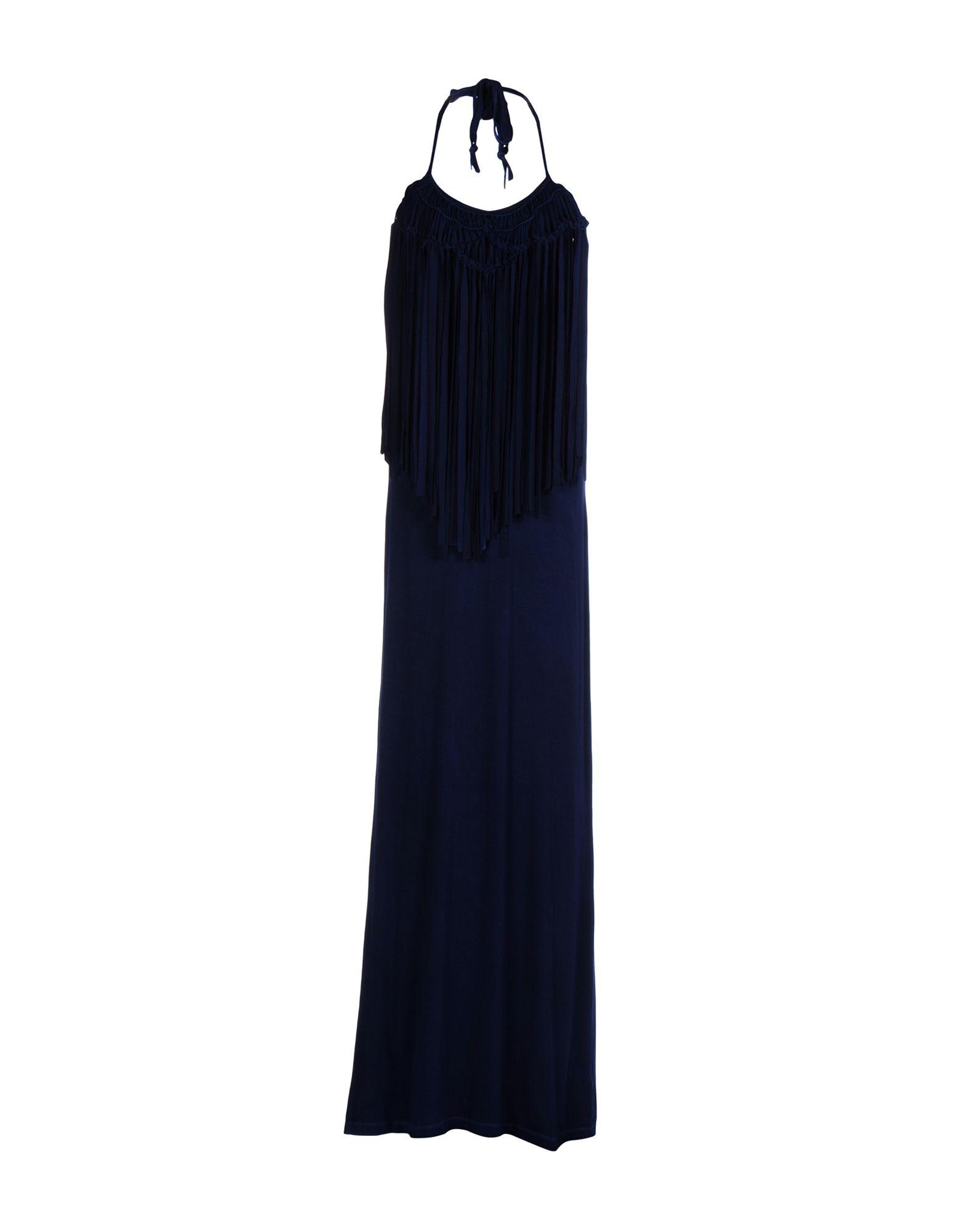 где купить YOUNG FABULOUS & BROKE Длинное платье по лучшей цене