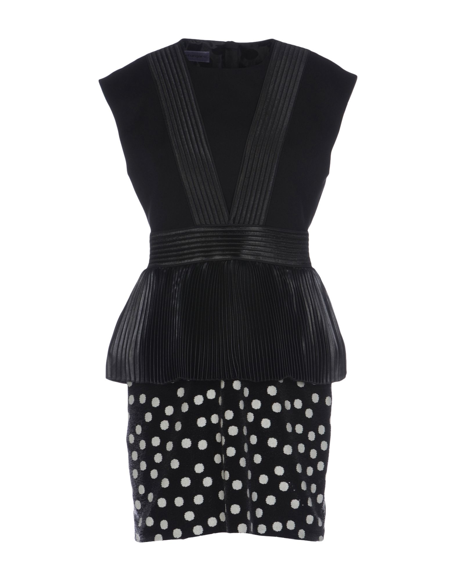 где купить EMANUEL UNGARO Короткое платье по лучшей цене