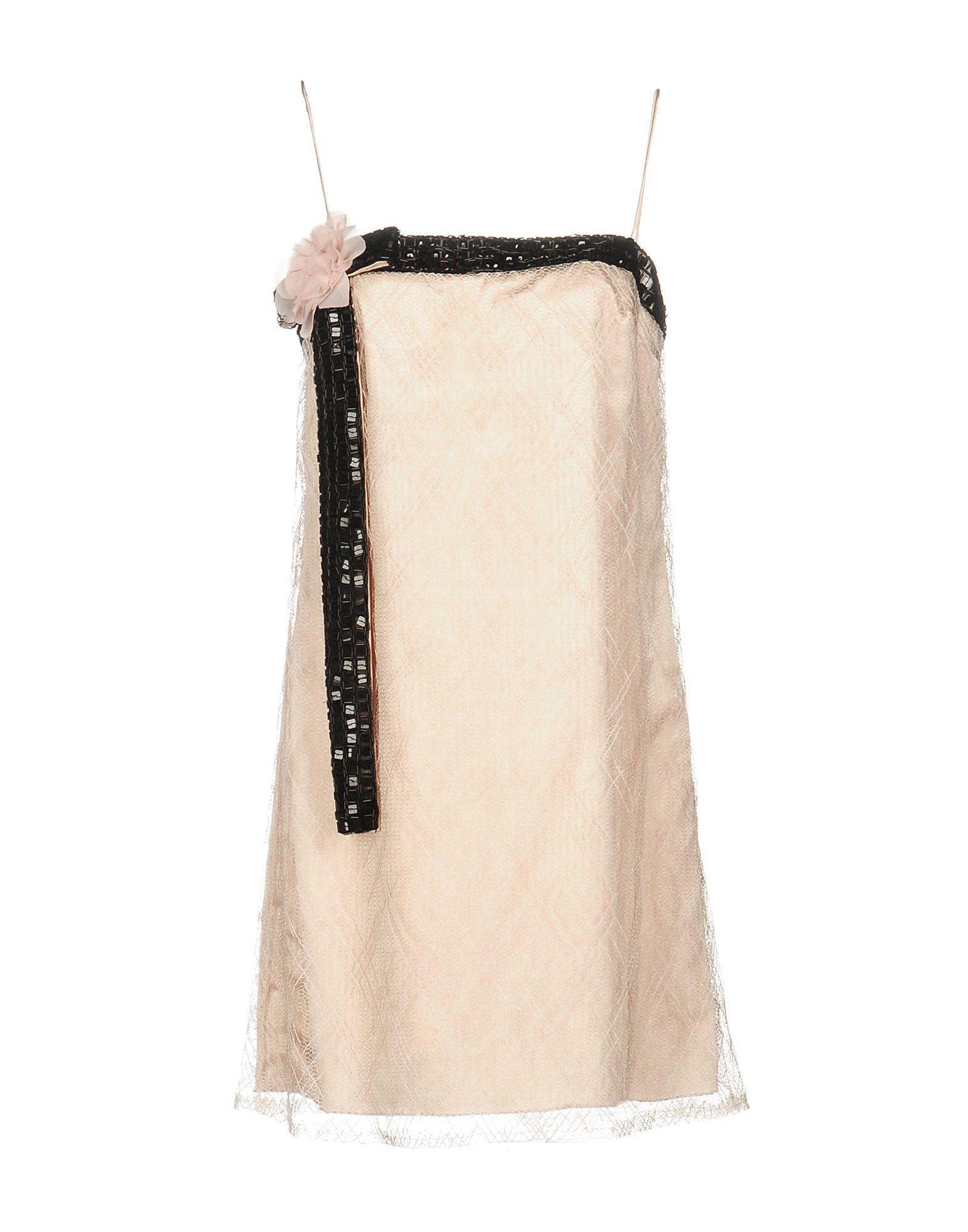 CHANTAL LENOIR Короткое платье диадема chantal 8 марта женщинам
